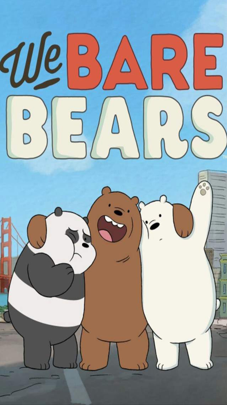 We Bare Bears Wallpapers Free Download