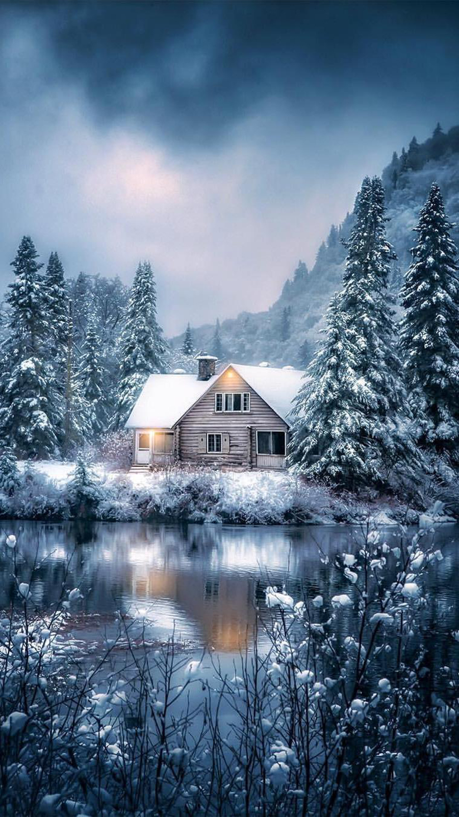 Winter Wallpaper – Nature HD Wallpapers Free Download