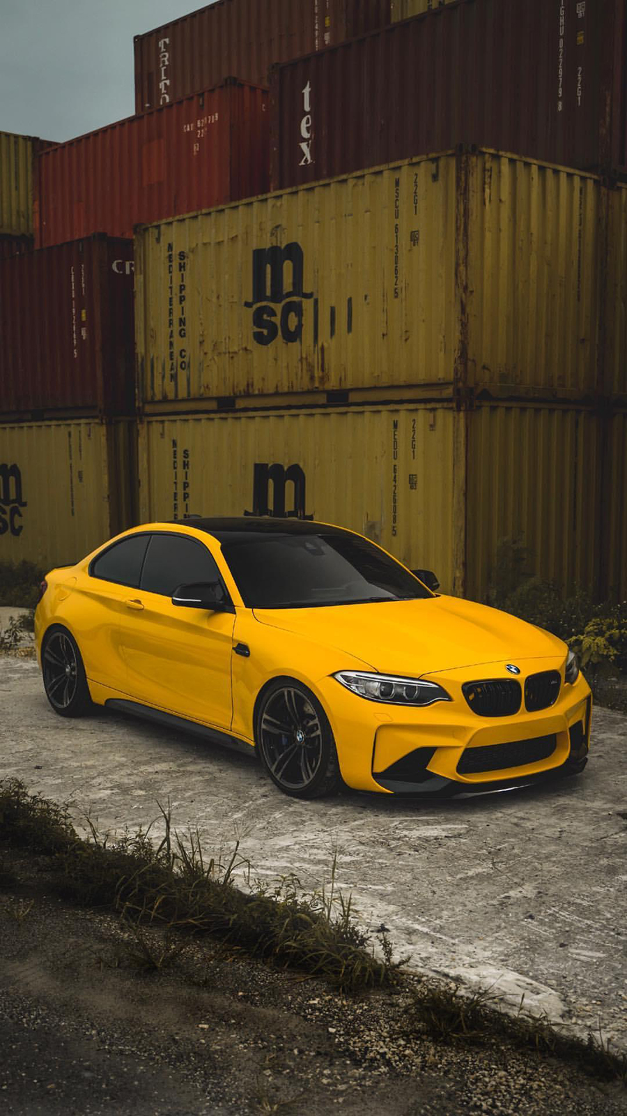 Yellow Bmw Wallpaper – Most Popular BMW Wallpapers Free Download