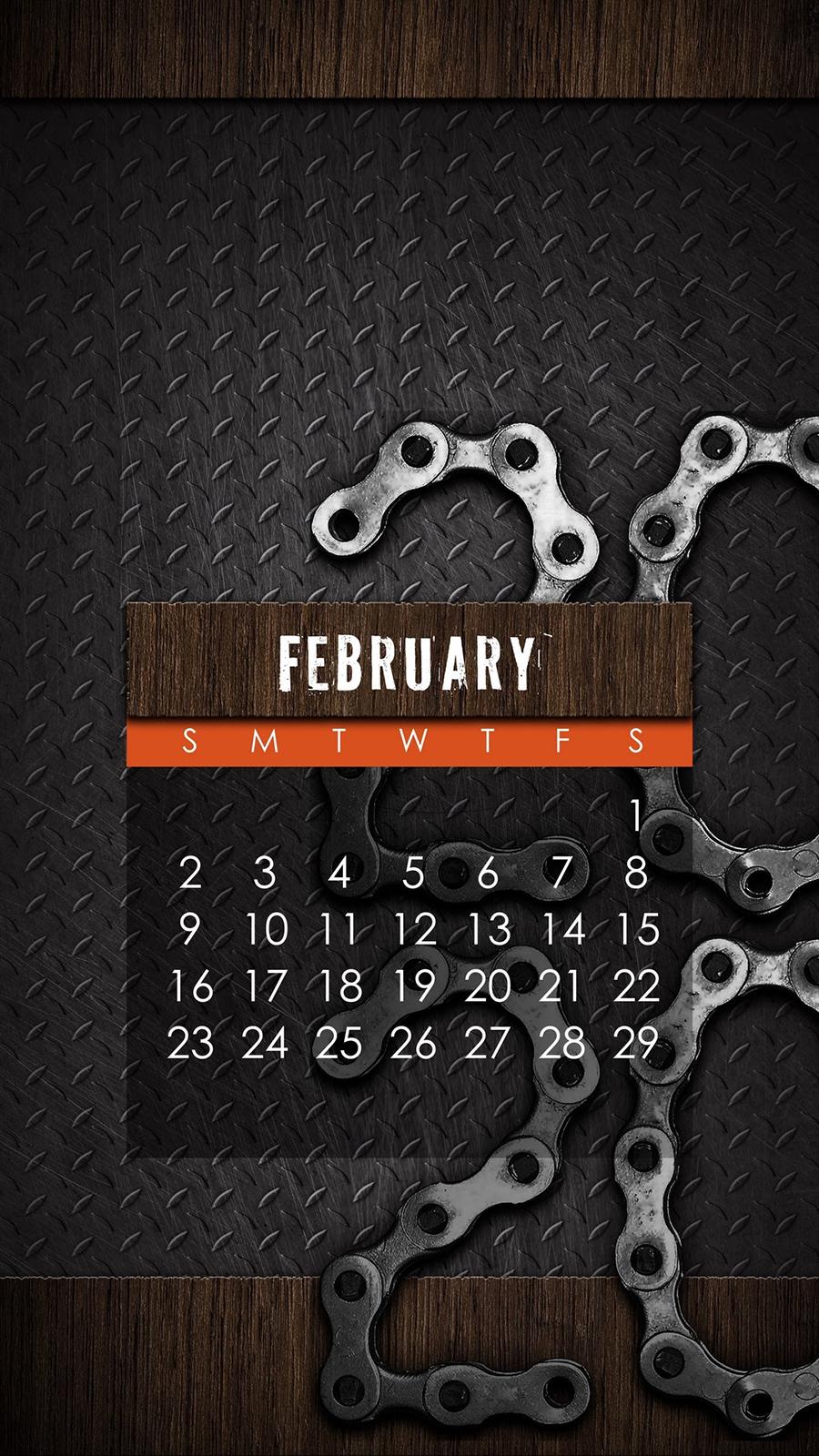 iPhone Xs Calendar Wallpapers Free Download