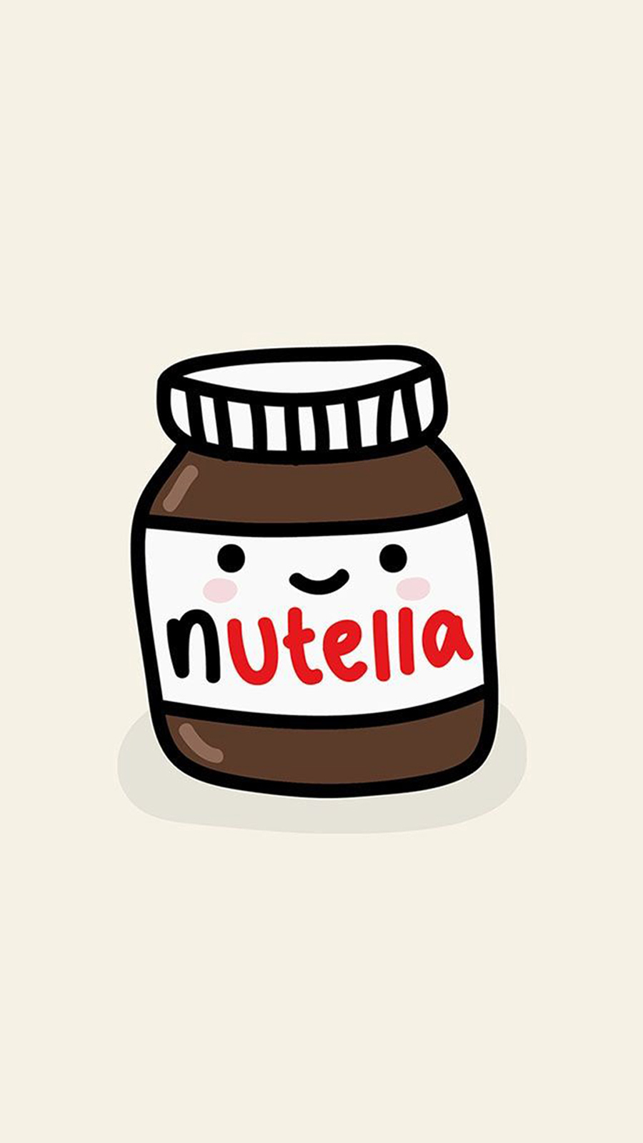 Cute Nutella HD Wallpapers Free Download