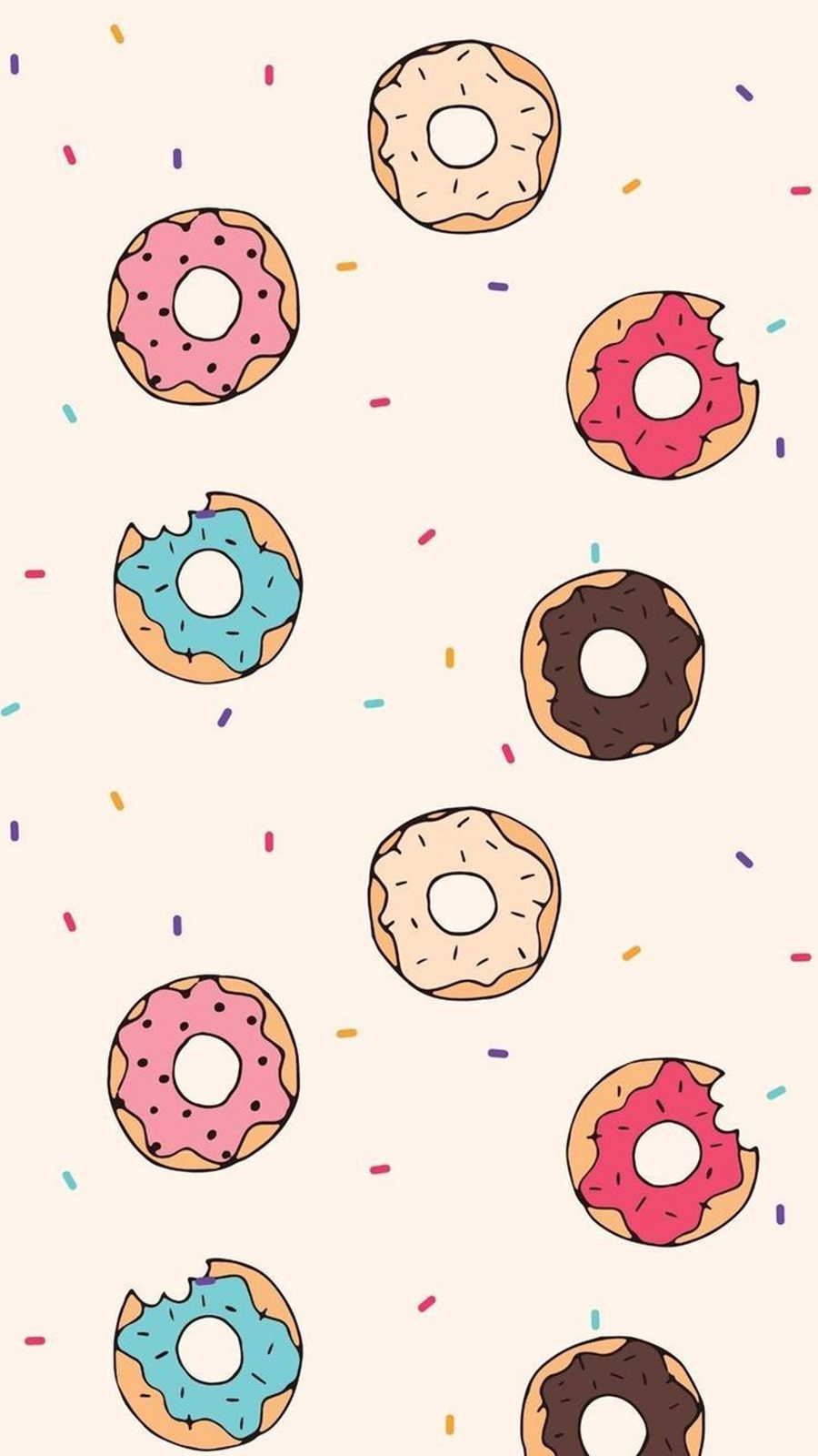 Donat HD Wallpapers Free Download