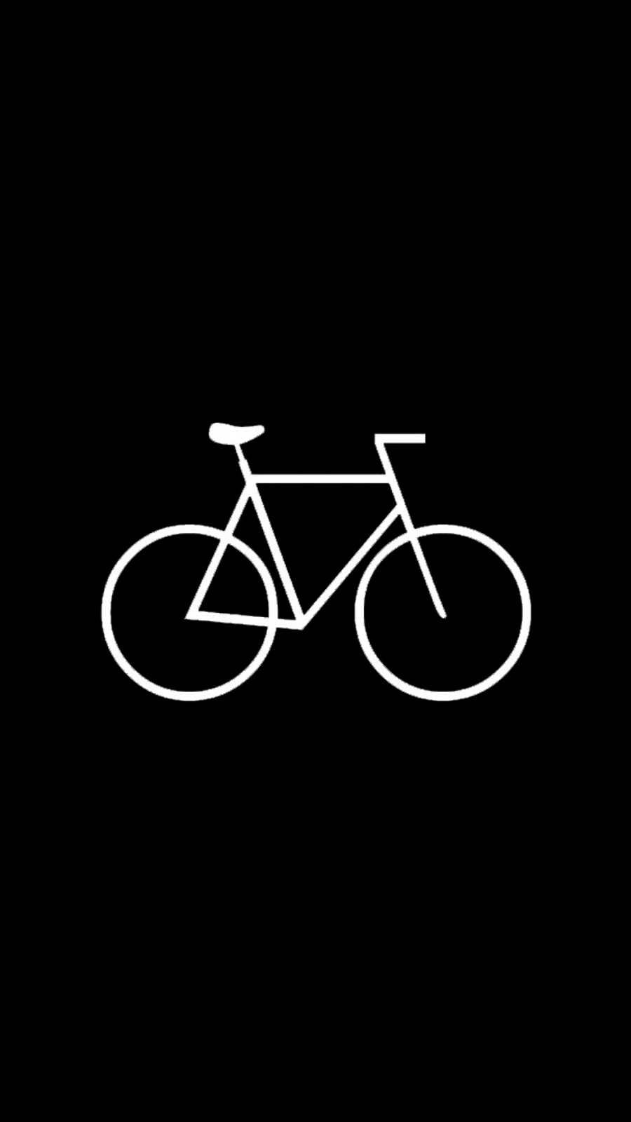 Flat Simple Bicycle Wallpapers Free Download For Mobile & Desktop