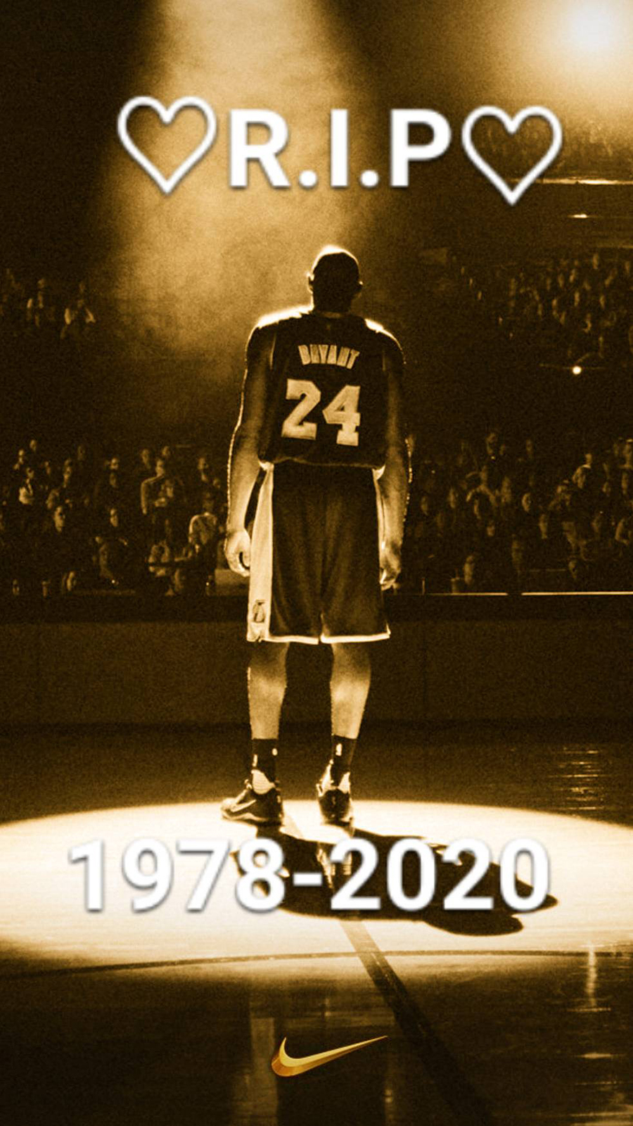 RIP KOBE Wallpapers Free Download For Your Device