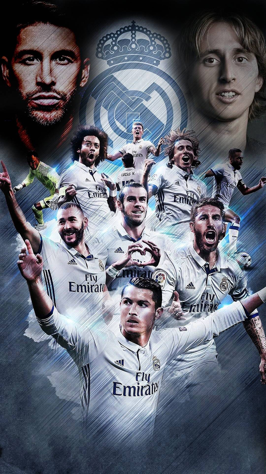 Real Madrid Player Wallpapers Free Download For Your Device