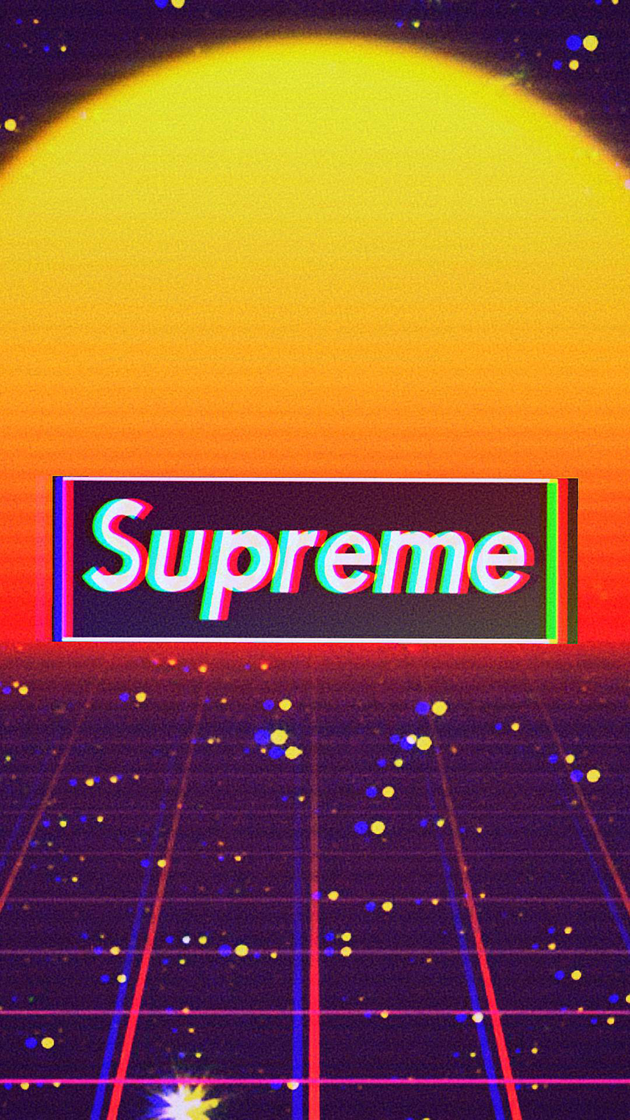 Retro Supreme Wallpapers Now Download For Your Device
