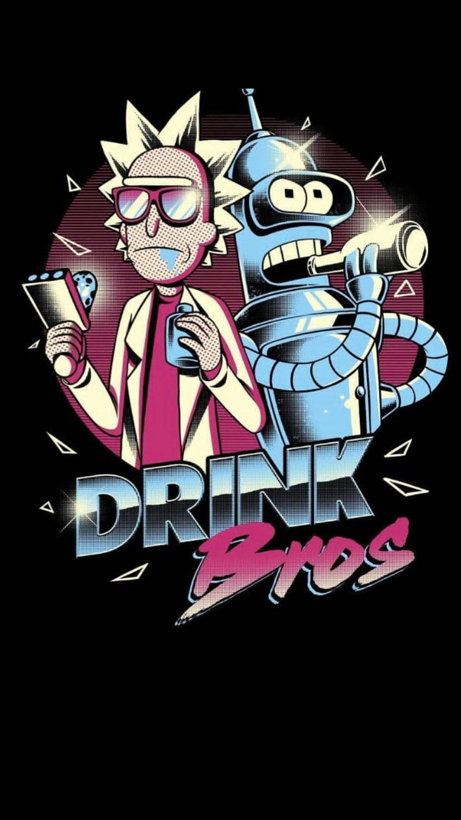 Rick & Bender Wallpapers Now Download For Your Device