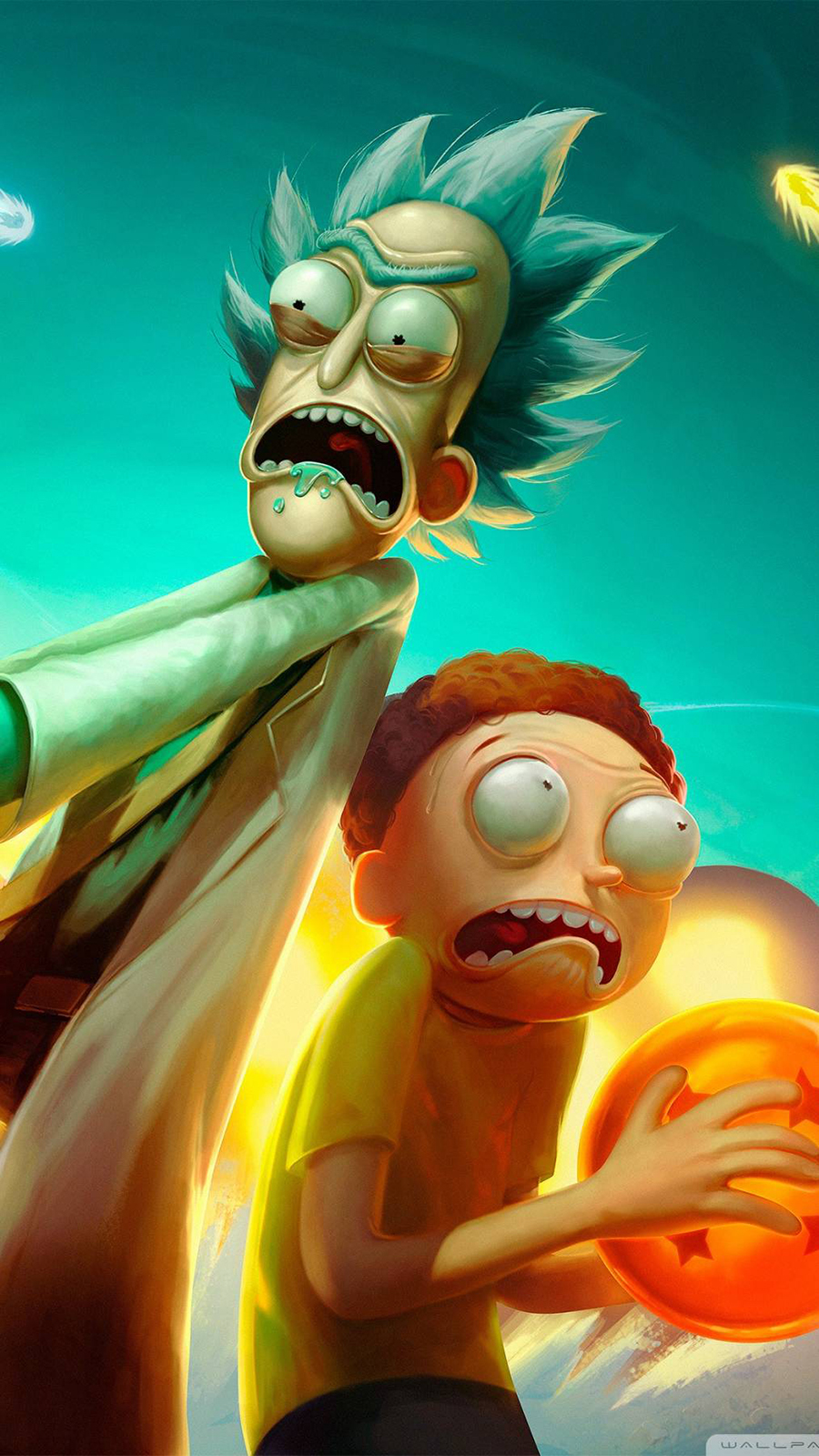 Rick & Morty Character Wallpapers Now Download For Your Device