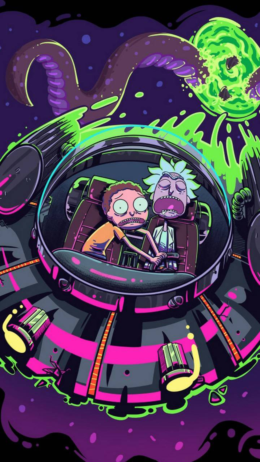 Rick and Morty Wallpapers Free Download For Your Device