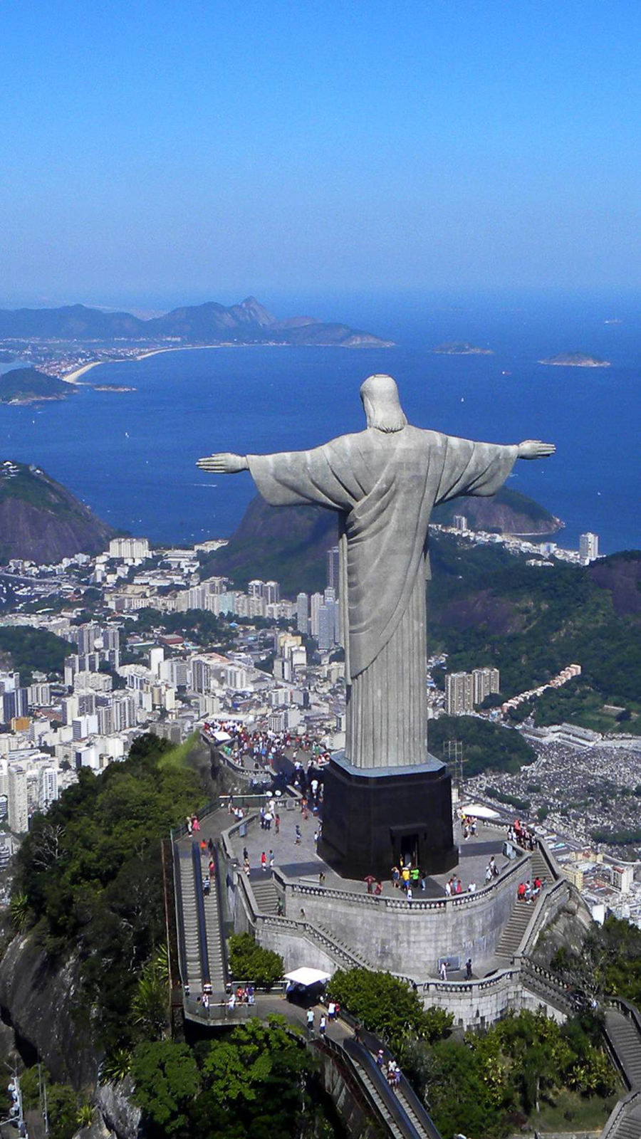 Rio De Janiero View Wallpapers Now Download For Your Device