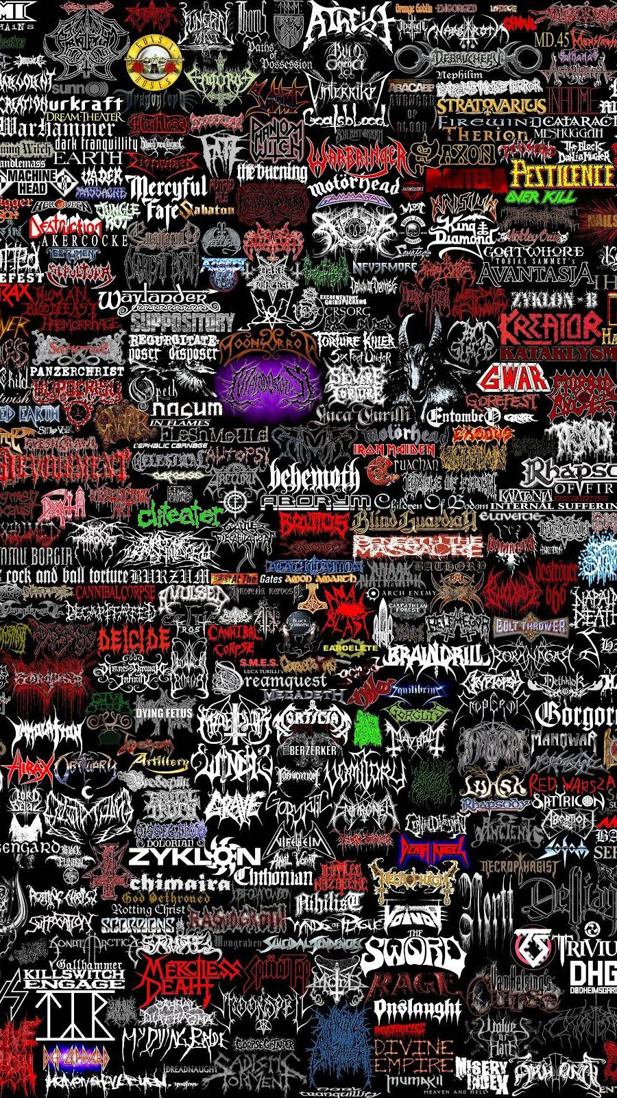 Rock Bands Wallpapers Now Download For Your Device