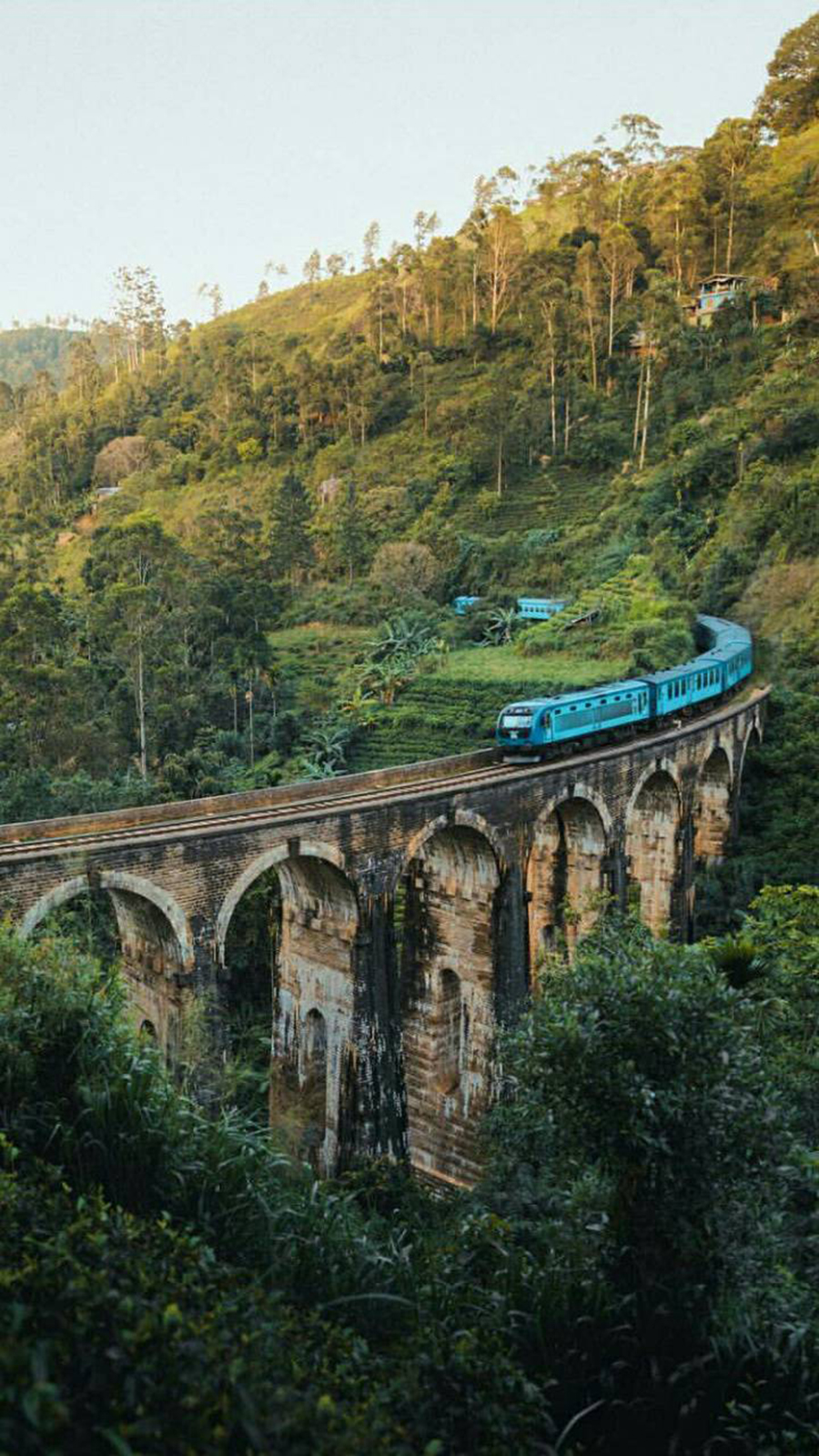 Romantic Train Wallpapers Now Download