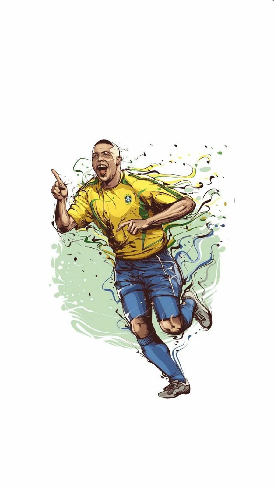Ronaldo, Brazil Wallpapers Now Download