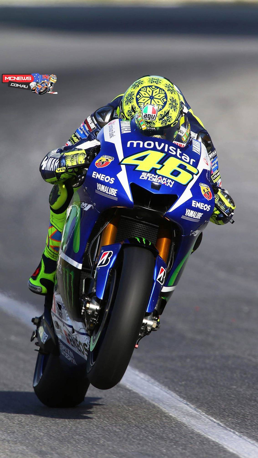 Rossi Racing Sports Bike Free Wallpapers Now Download