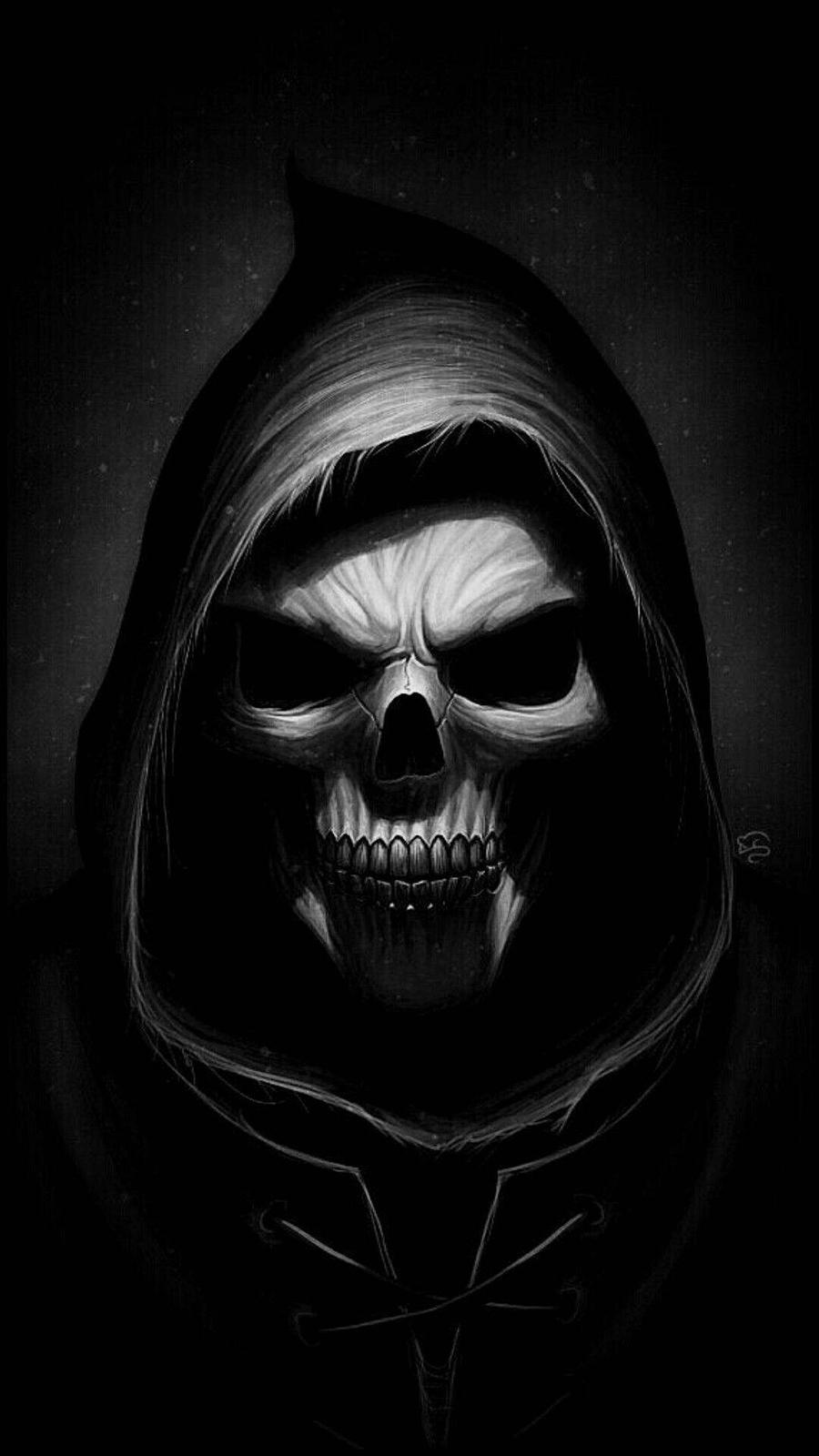Skull Man Full HD Wallpapers Now Download