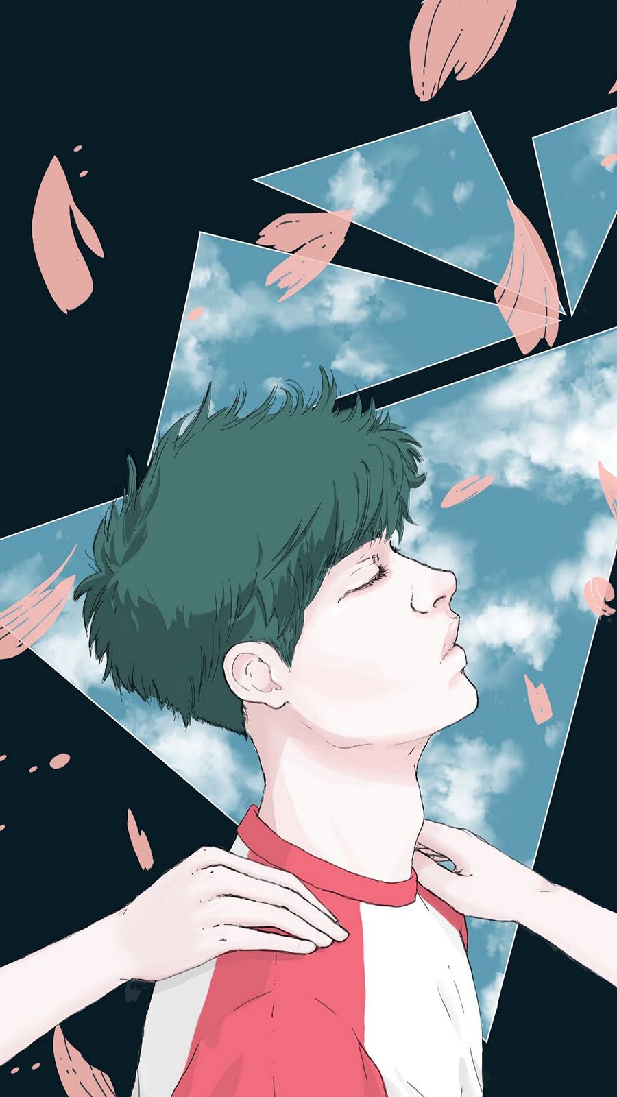 Anime Boy Full HD Wallpapers Free Download