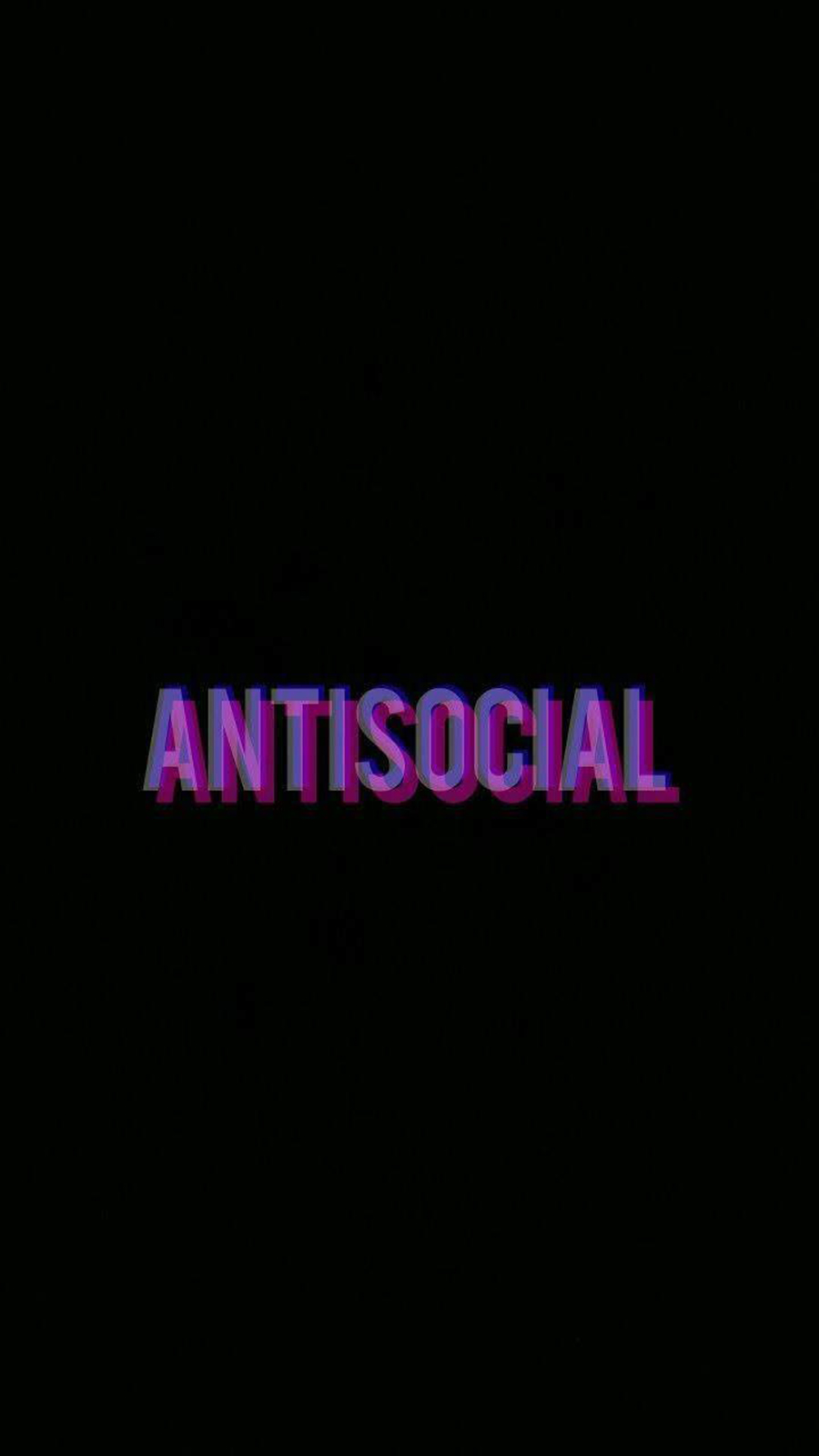 Antisocial Wallpapers Free Download
