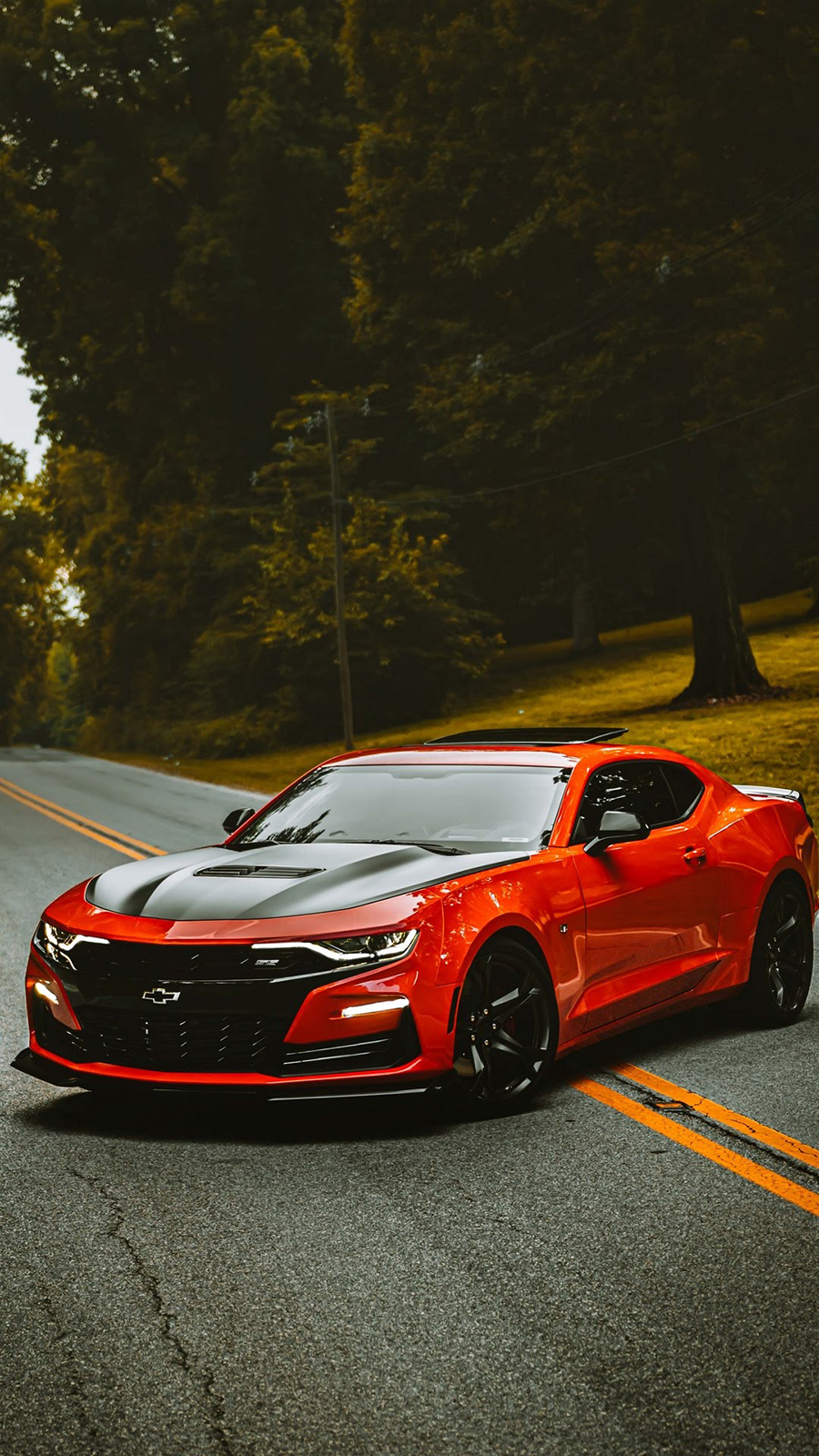 Camaro Full HD Wallpapers Free Download