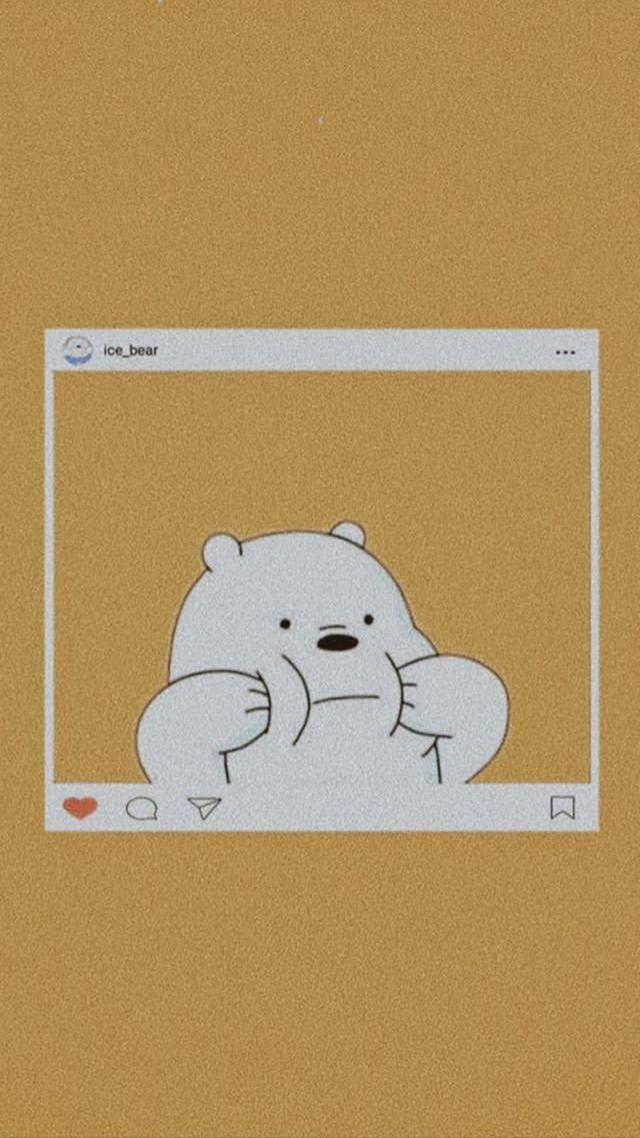 Cute White Bear Wallpapers Free Download