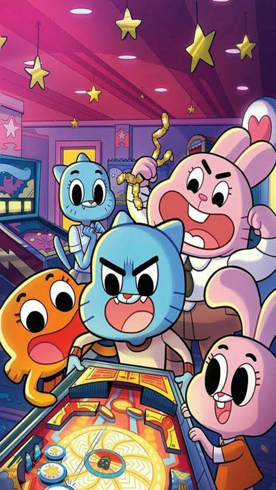 Gumball Full HD Wallpapers Free Download