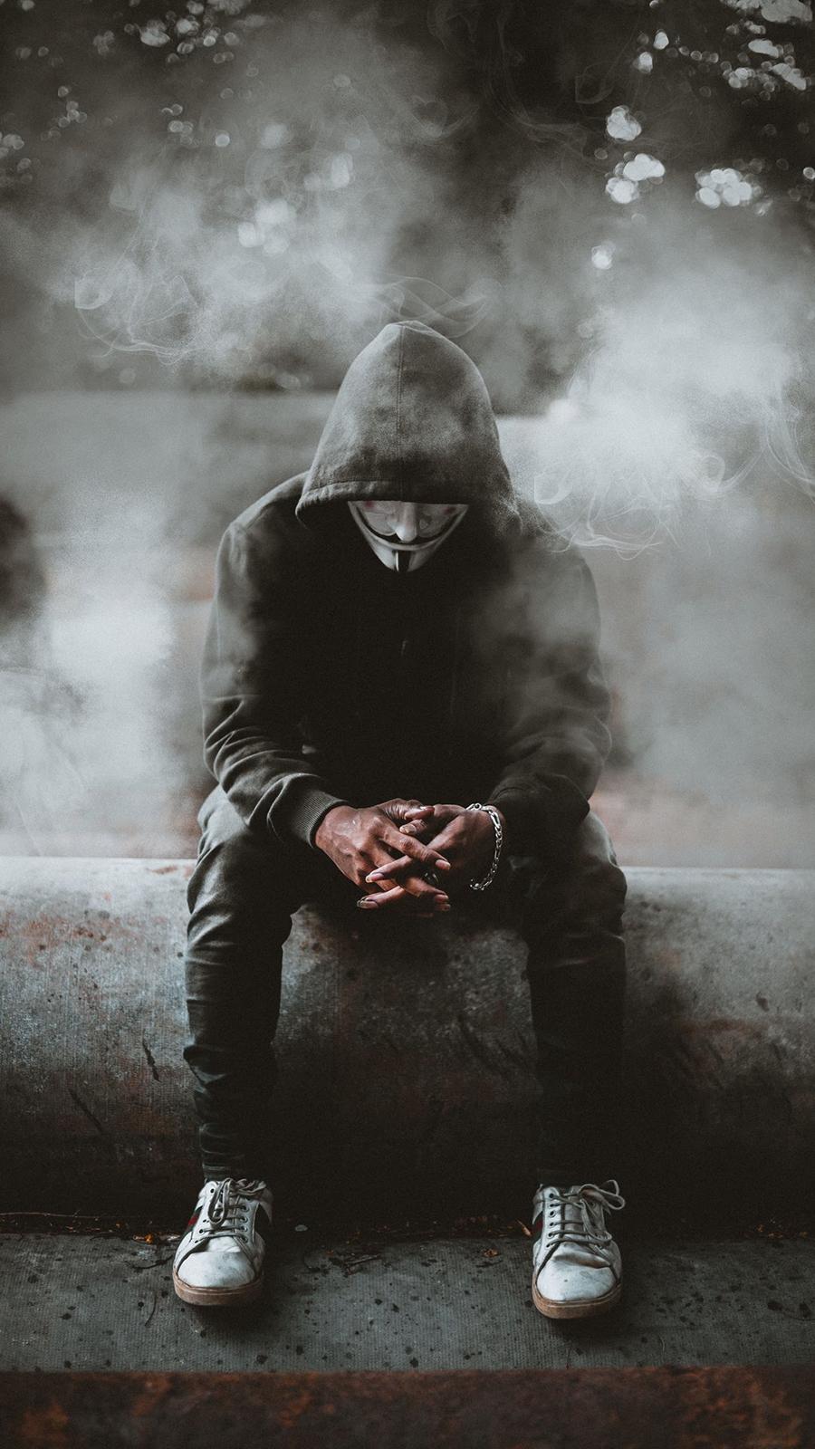 Masked Man Wallpapers Free Download