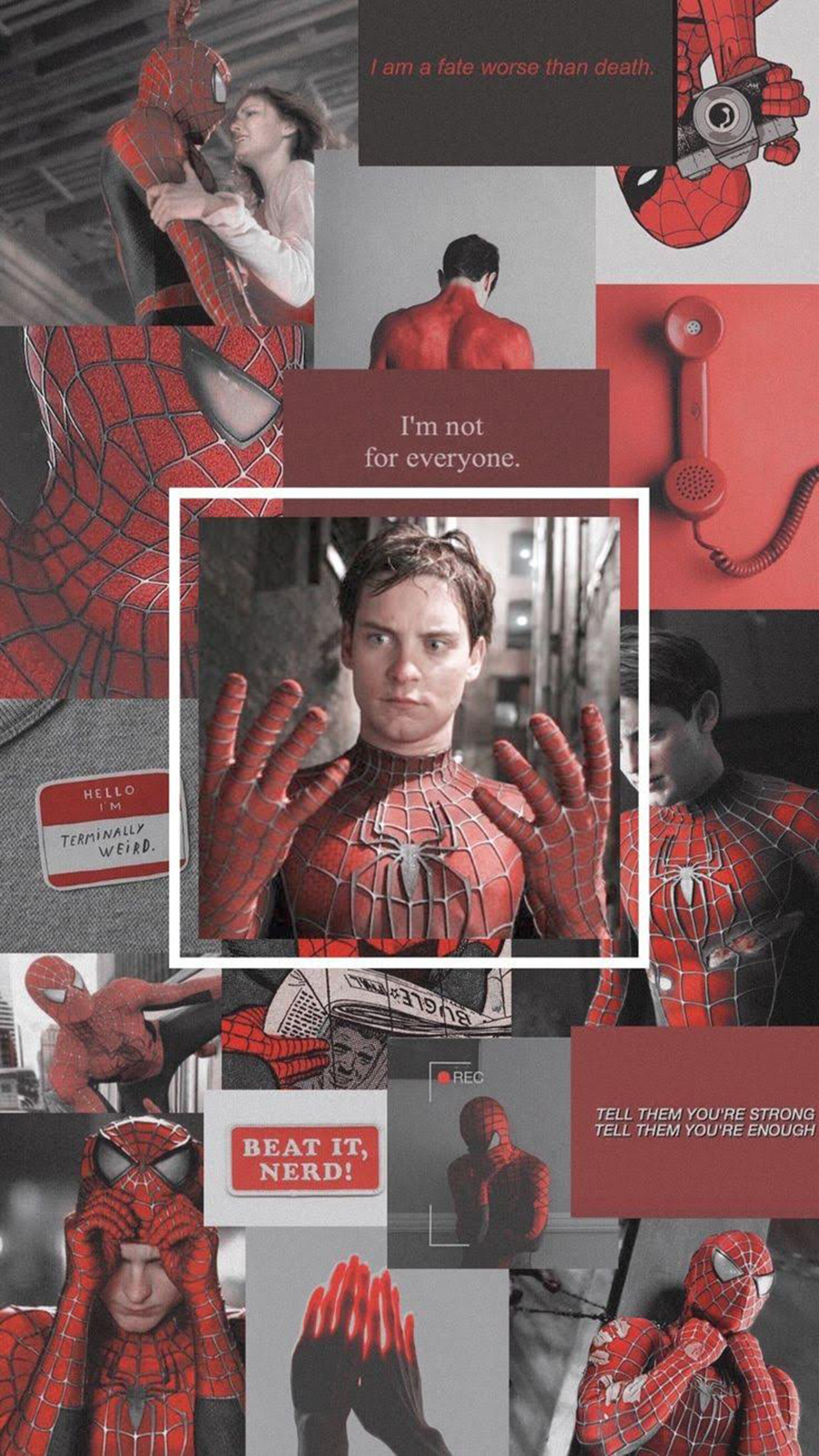 Spider-Man Tumblr Wallpapers Free Download