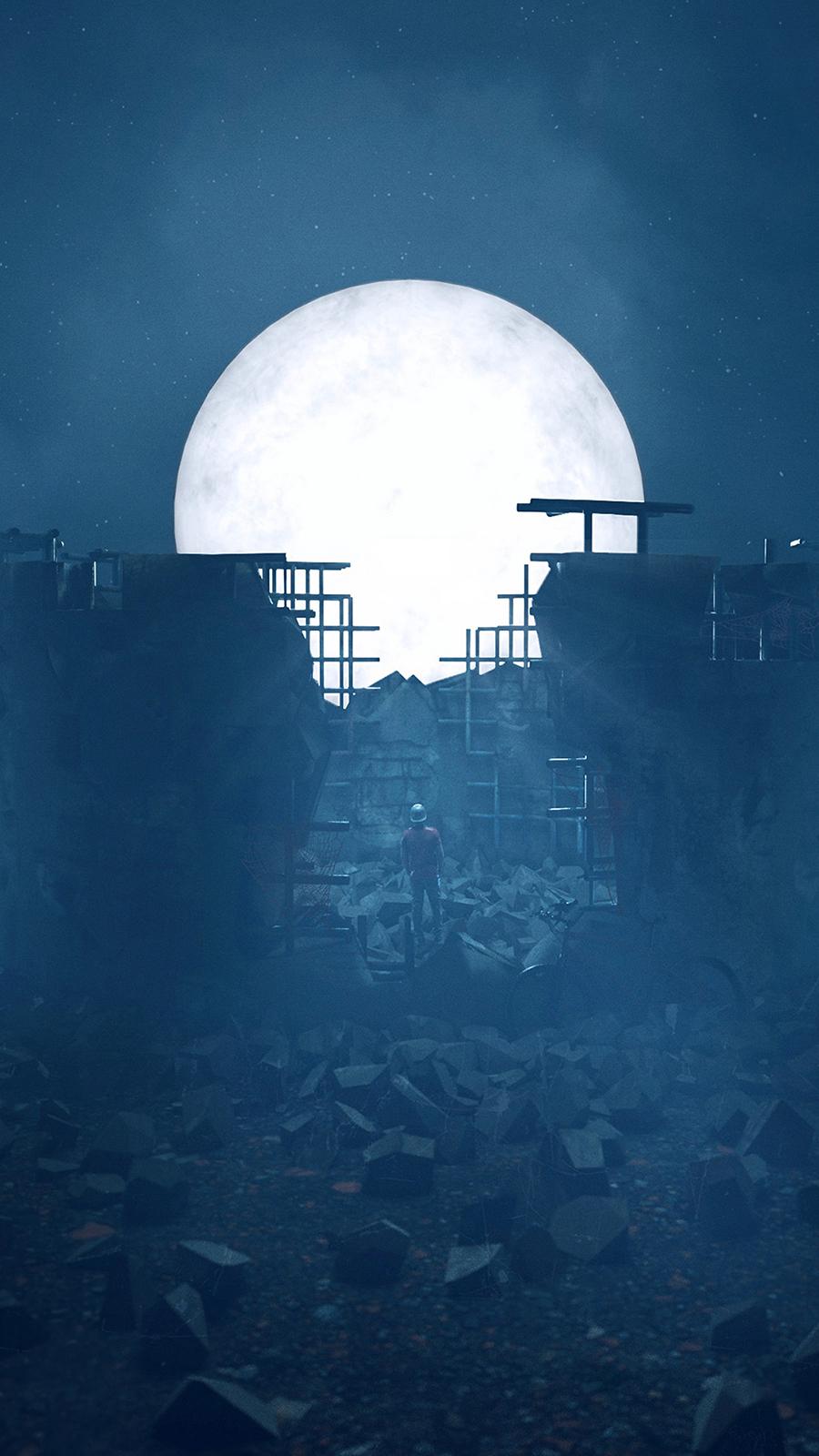 4K Full Moon Wallpapers Free Download