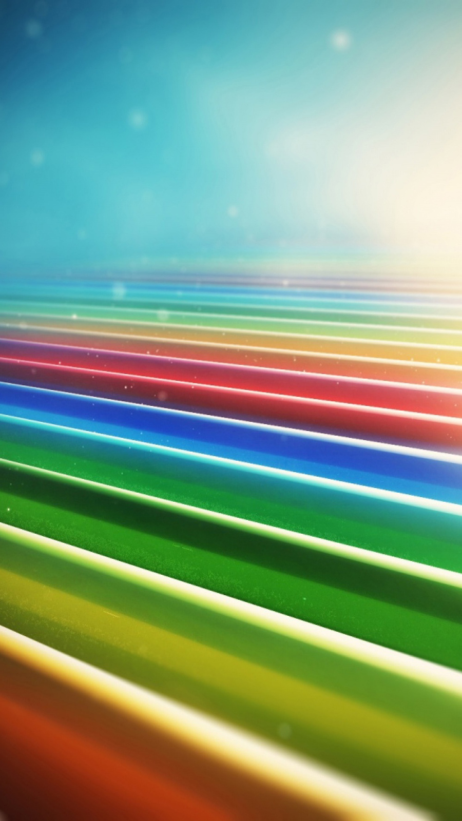 Abstract Field Of Colors HD Wallpapers Free Download
