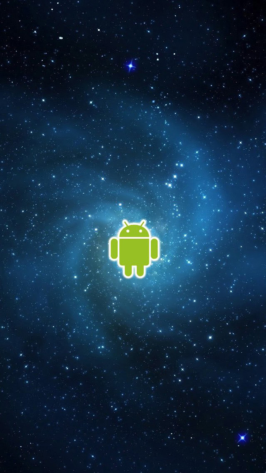 Android Logo Galaxy HD Wallpapers Free Download