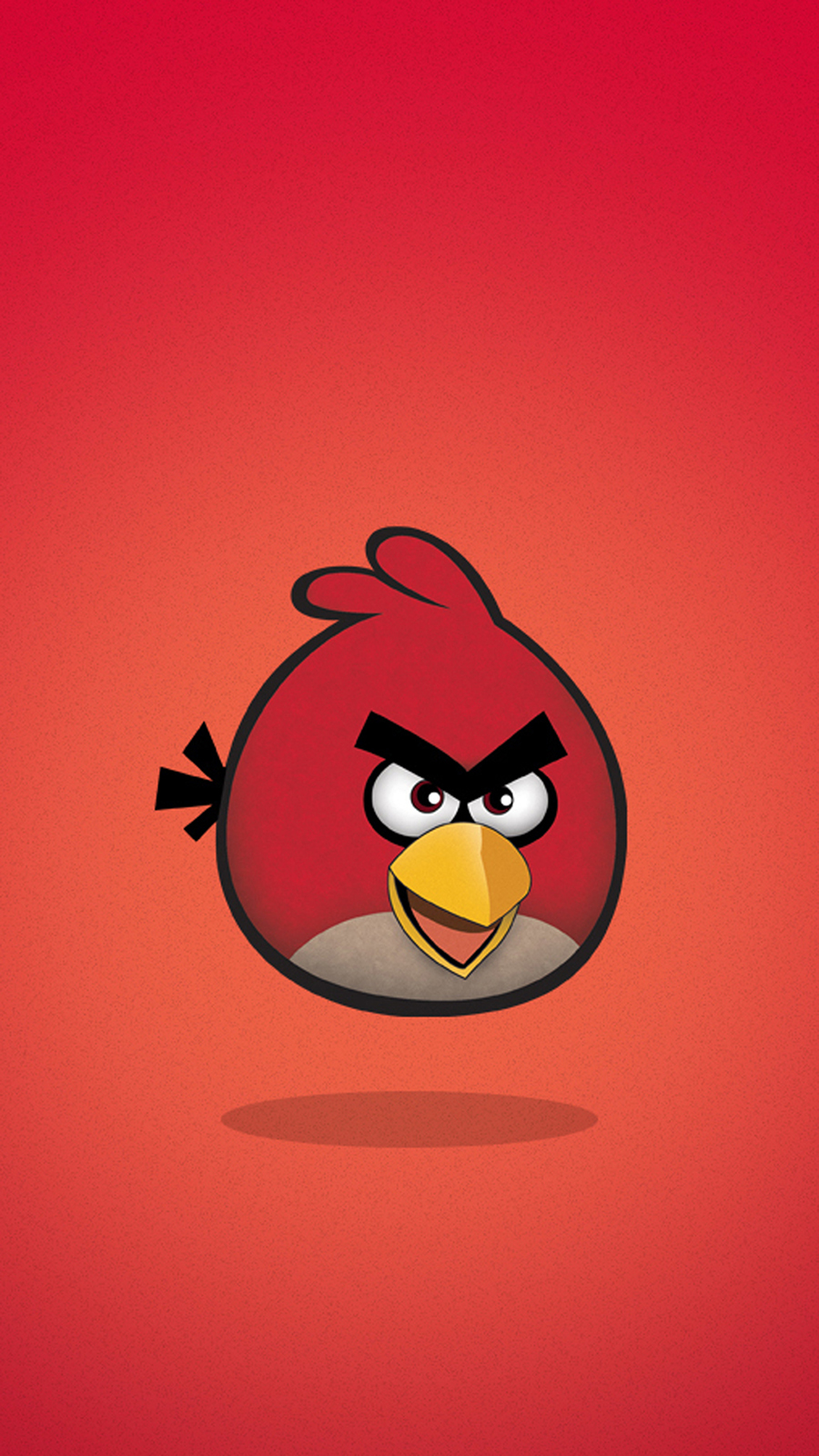 Angry Birds Red HD Wallpapers Free Download