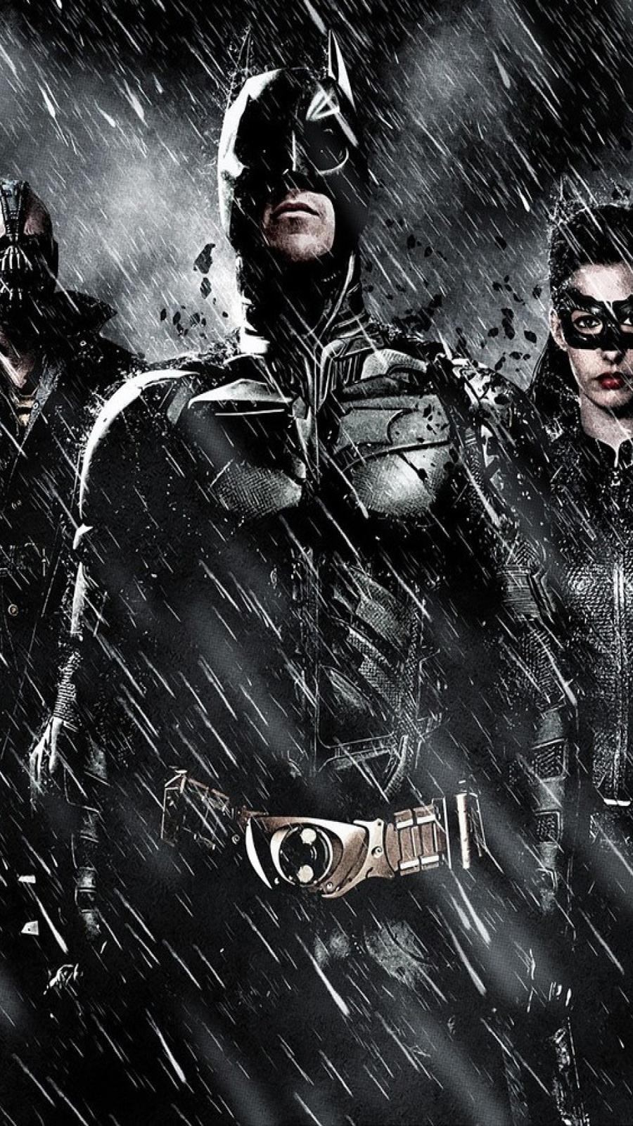 Batman & Catwoman HD Wallpapers Free Download