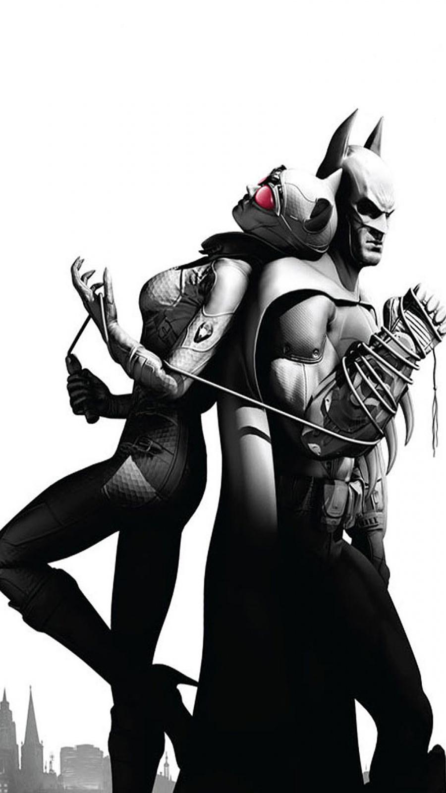 Batman & Catwoman Wallpapers Free Download