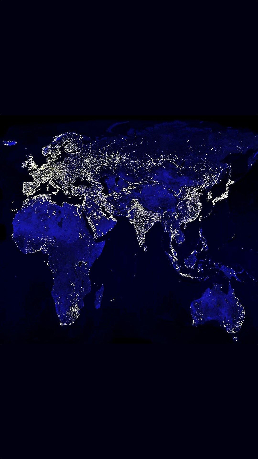Blue Earth Map Full HD Wallpapers Download