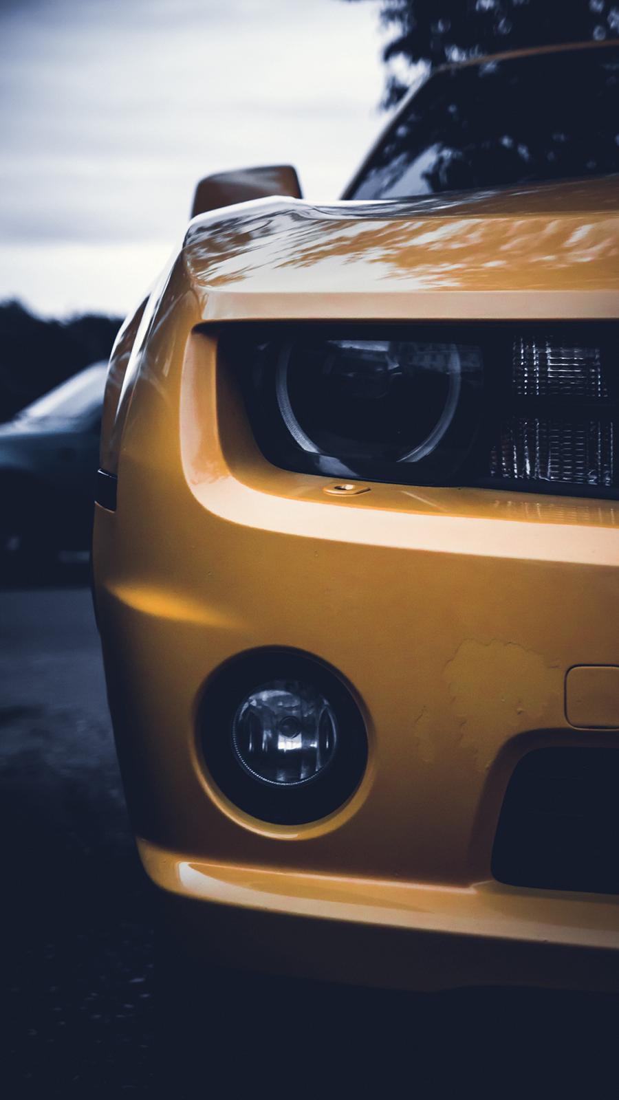 Chevrolet Camaro Retro Wallpapers Free Download