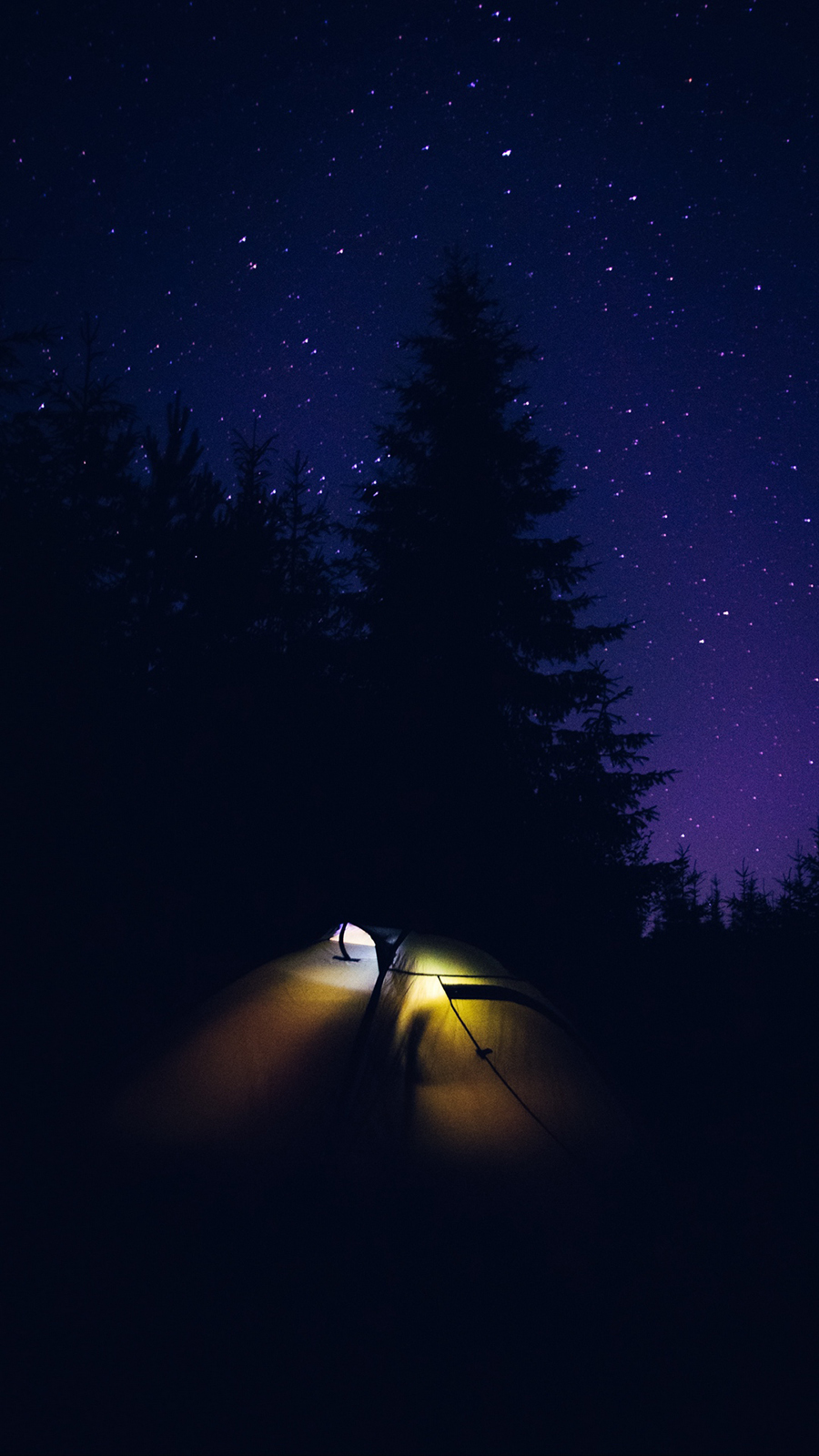 Night Camp Full HD Wallpapers Free Download