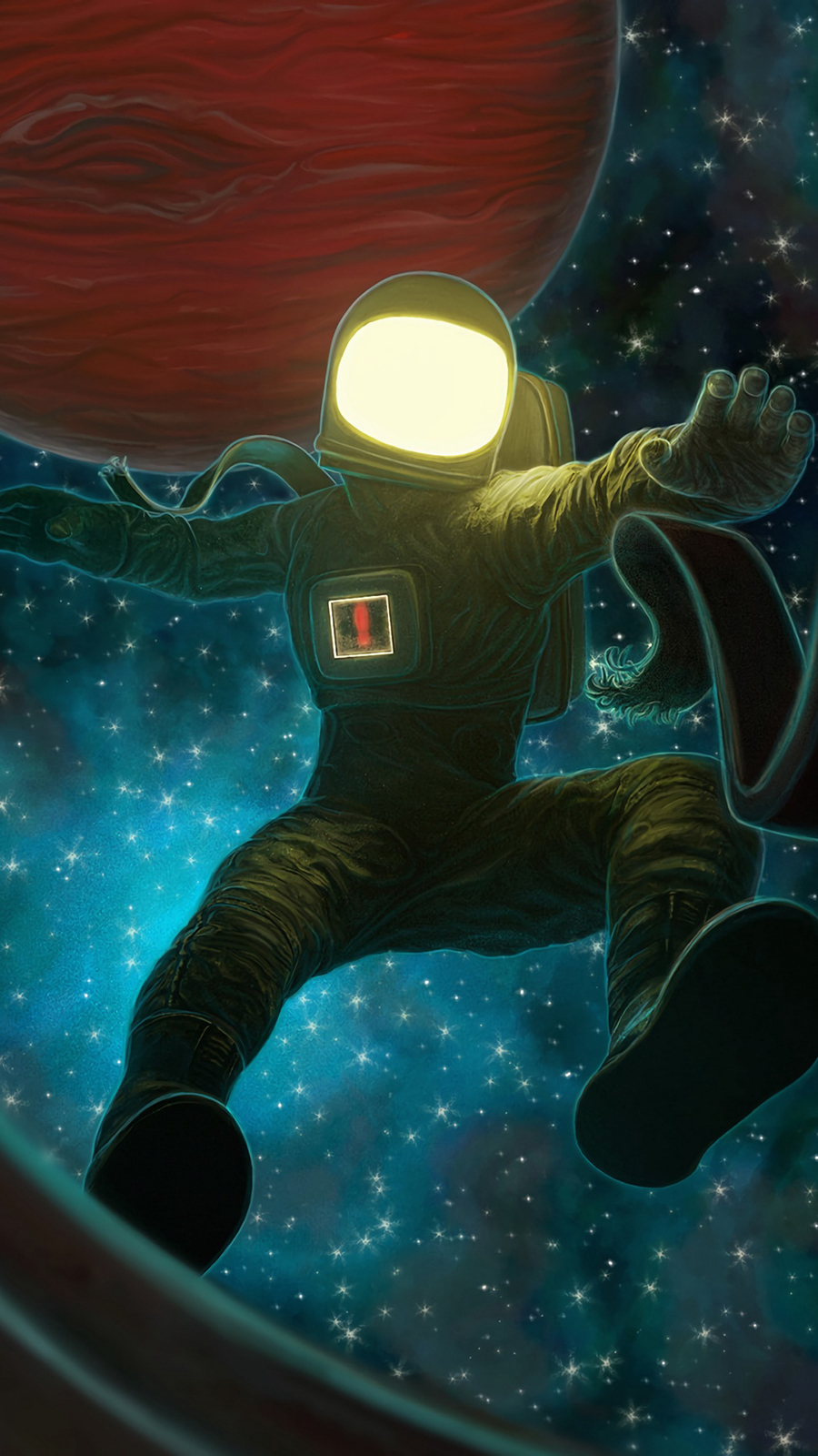 Space Man HD Wallpapers Free Download