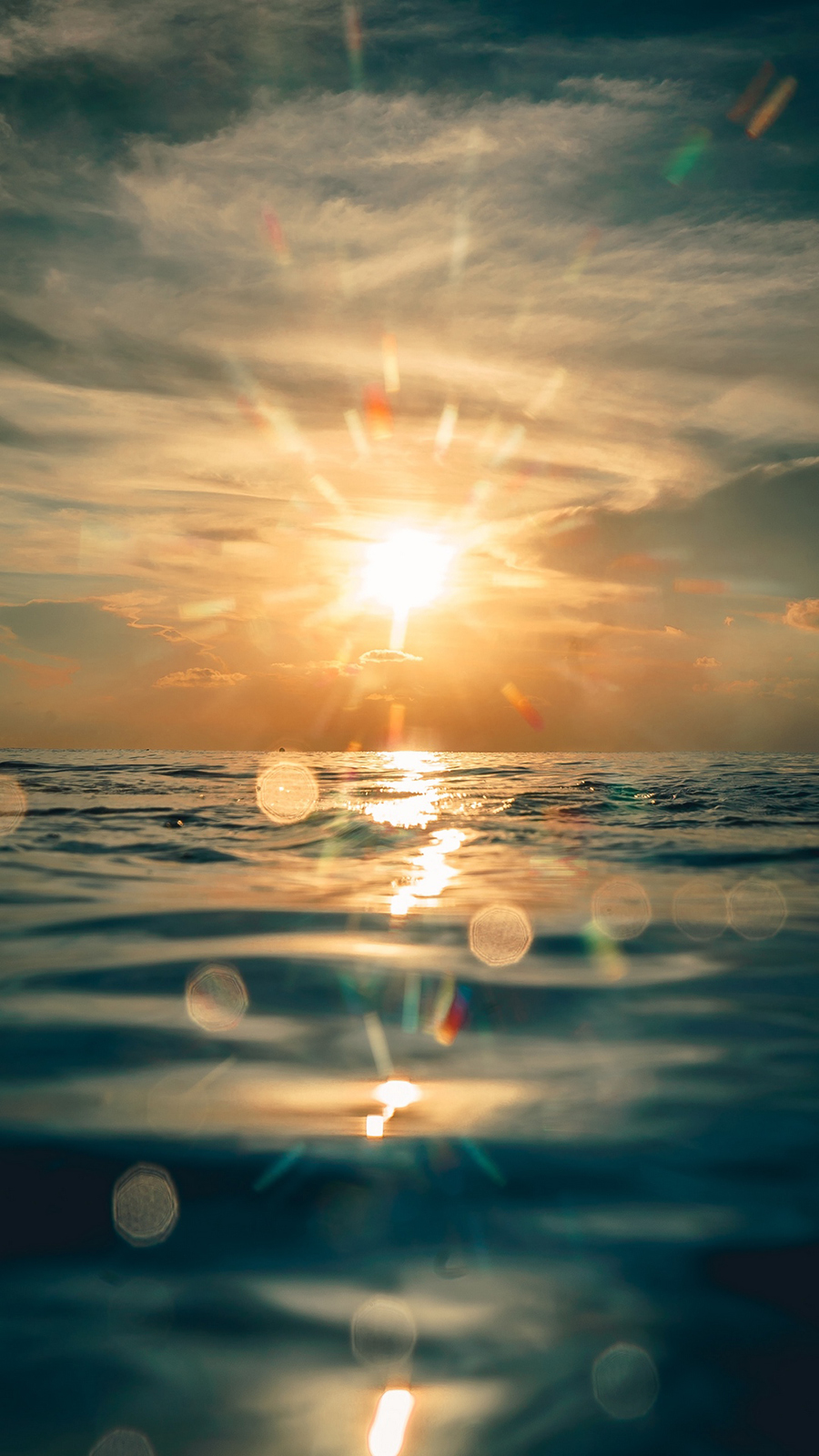 Sunset Sea Wallpapers Free Download