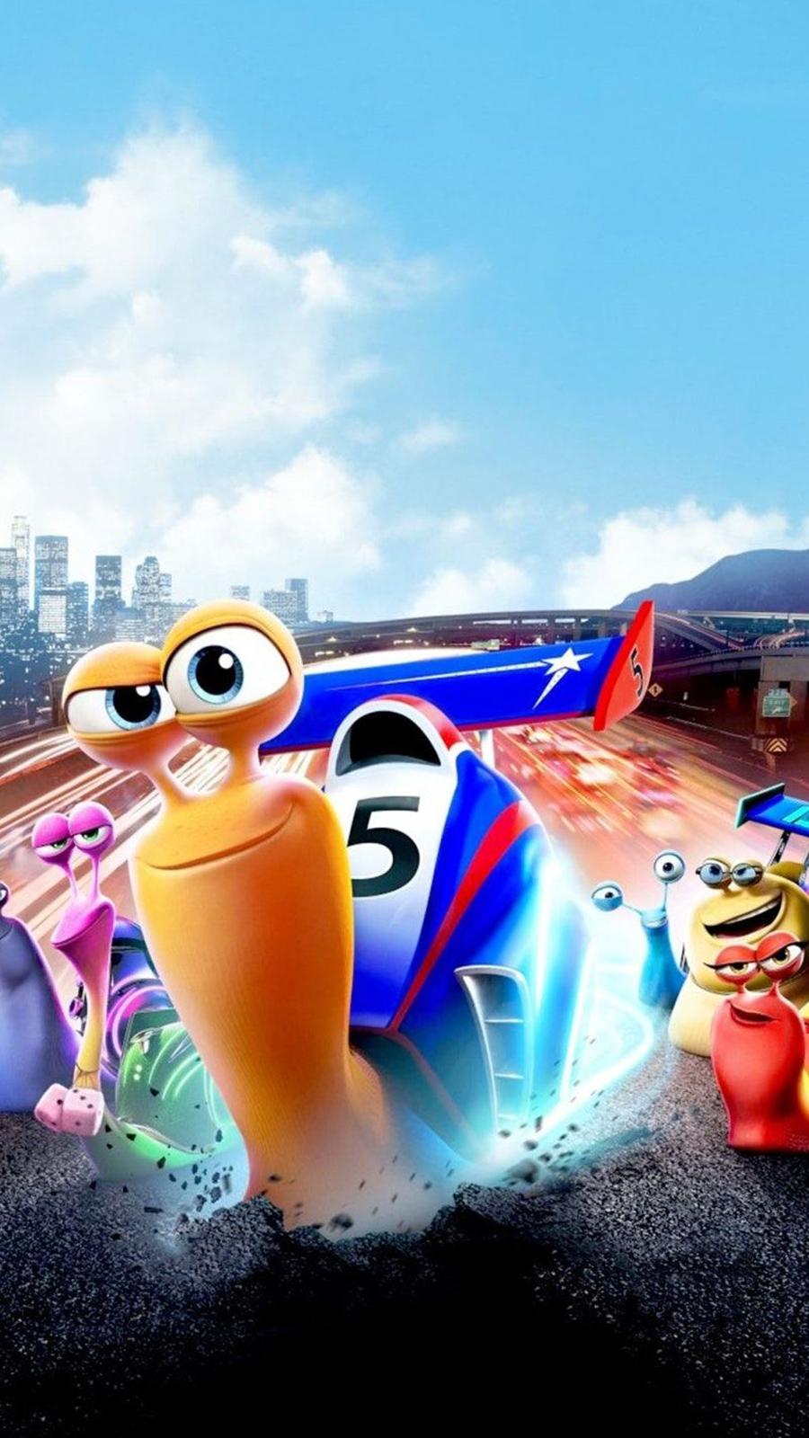 Turbo Cartoon HD Wallpapers Free Download