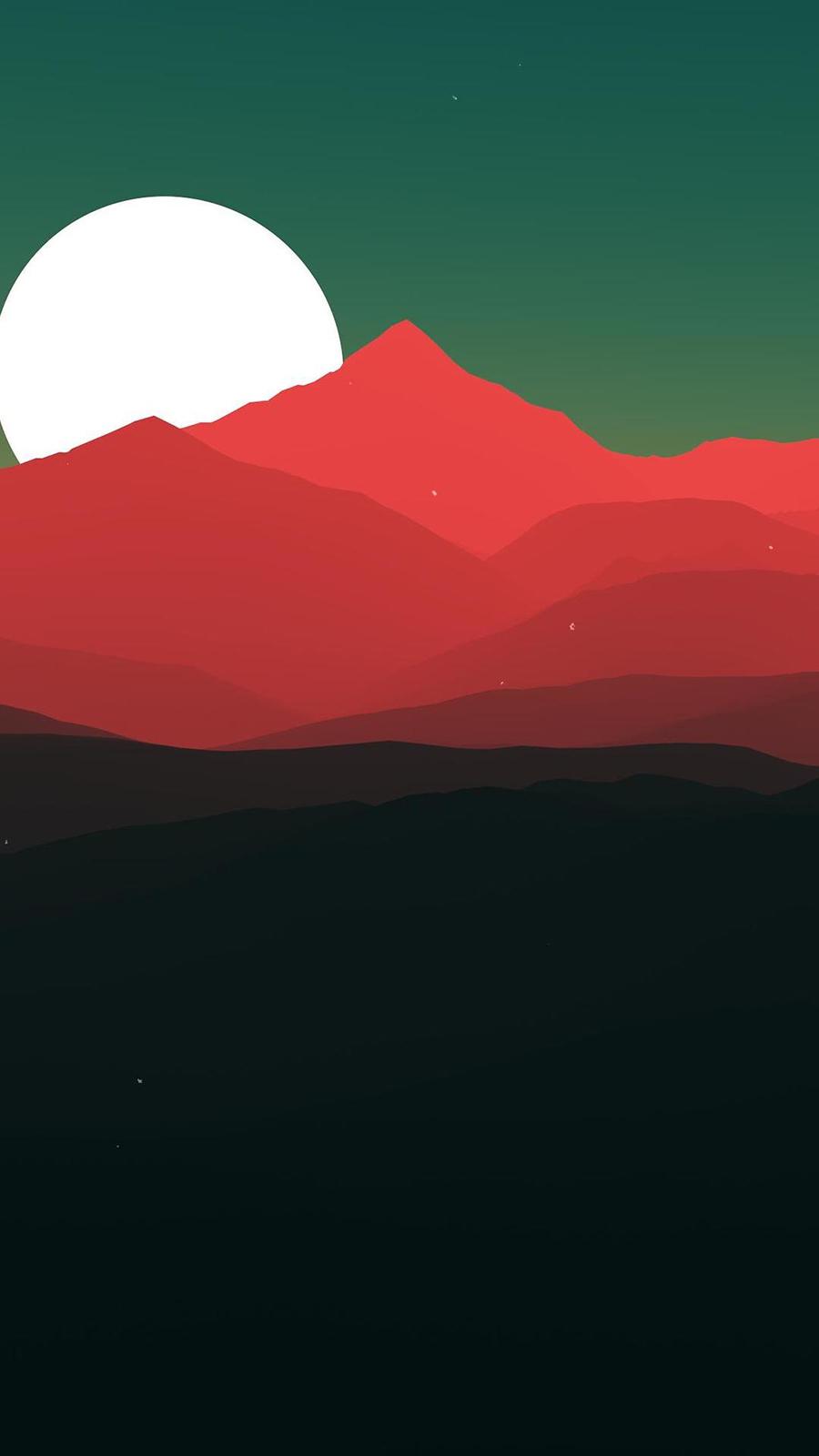 4K Art Full Moon Wallpapers Free Download