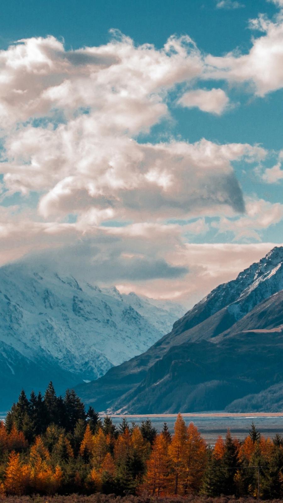 4K Mountain & Nature Series Wallpapers Free Download