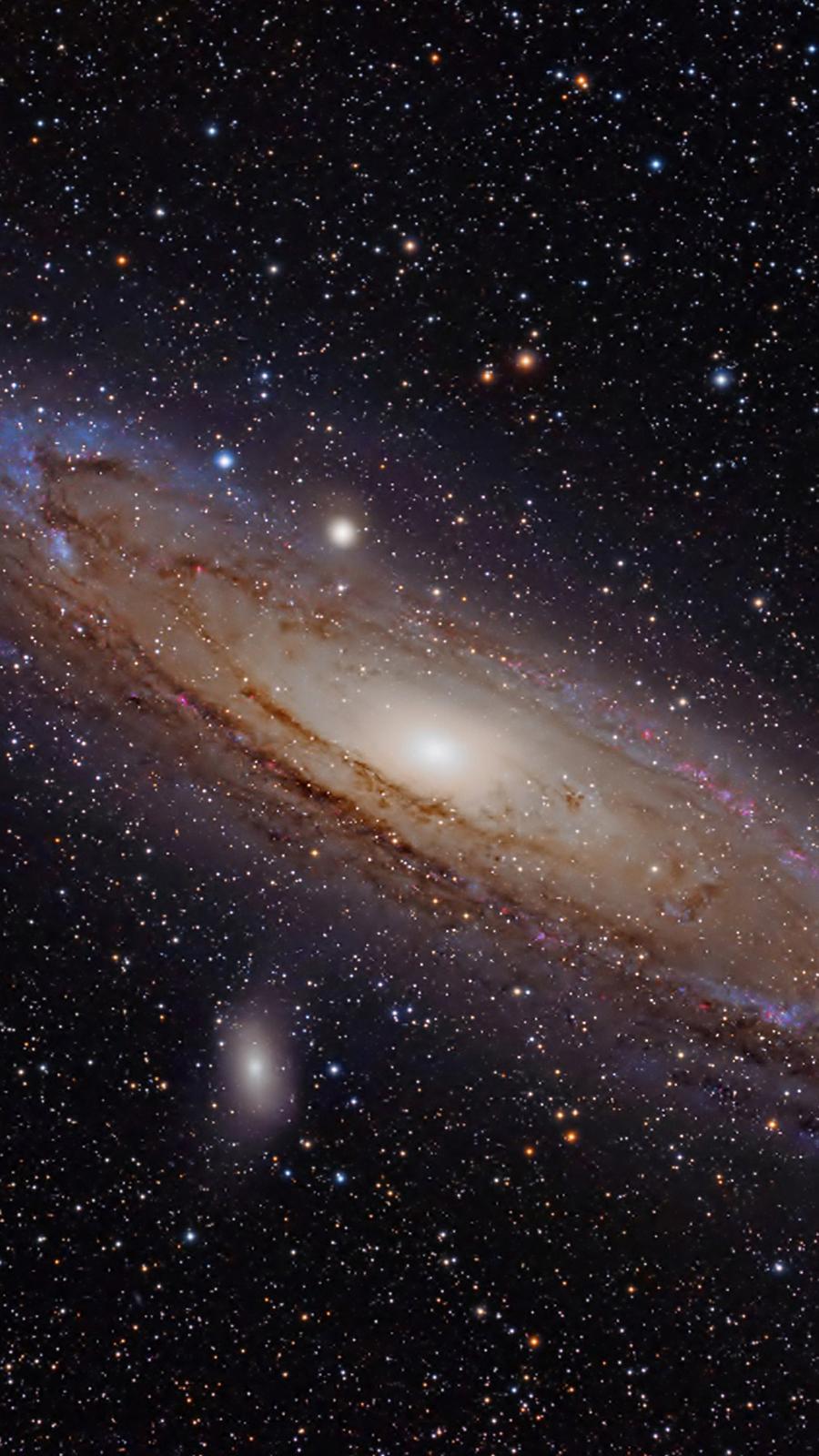 Andromeda Full HD Wallpapers Download