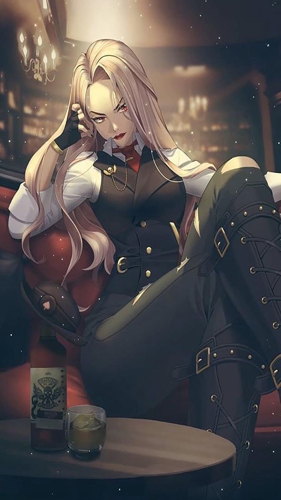 Anime Criminal Girl Wallpapers Download