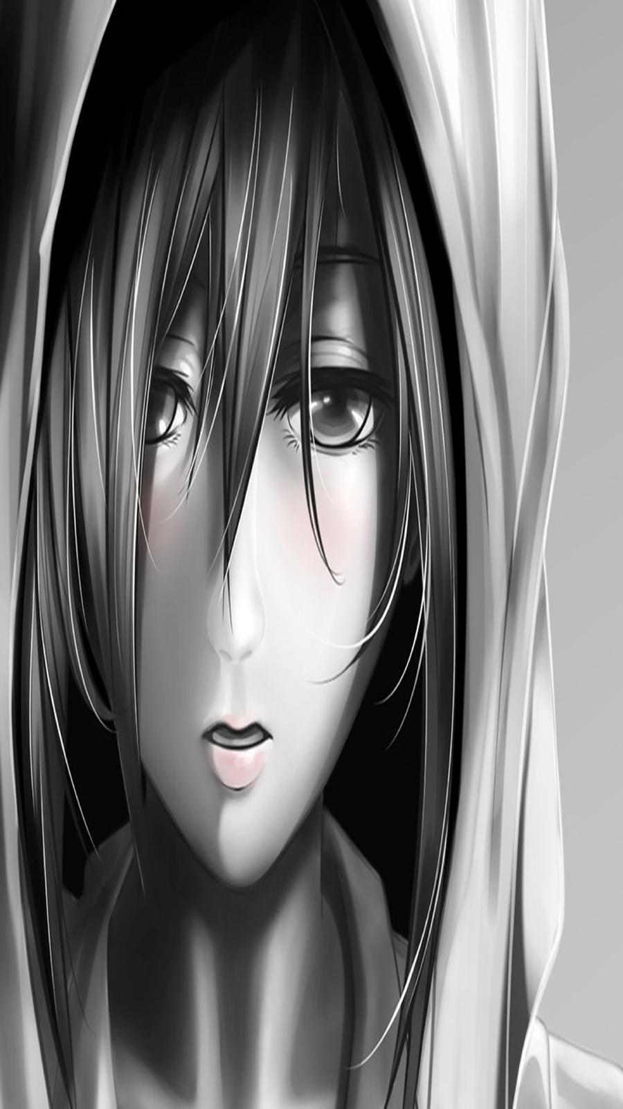 Anime Girl Face Wallpapers