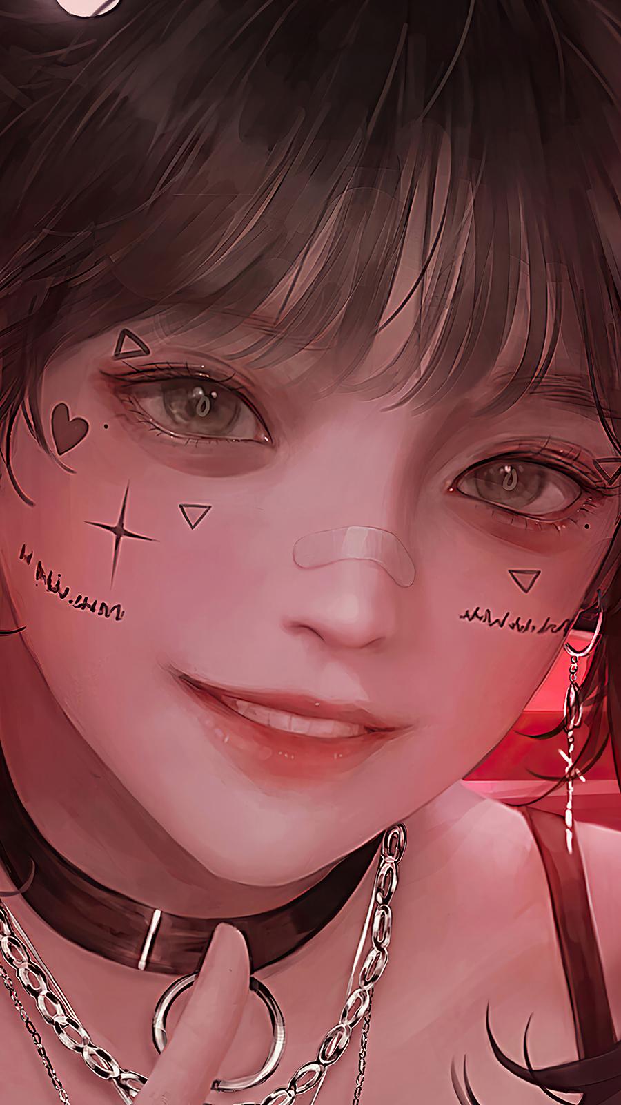 Anime Nice Girl Character HD Wallpapers