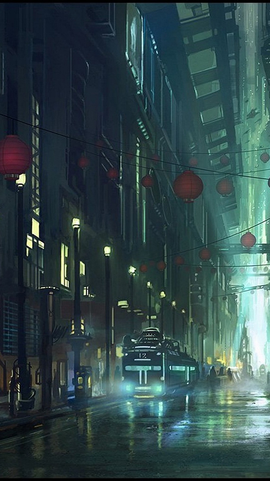 Artistic Night Full HD Wallpapers Download