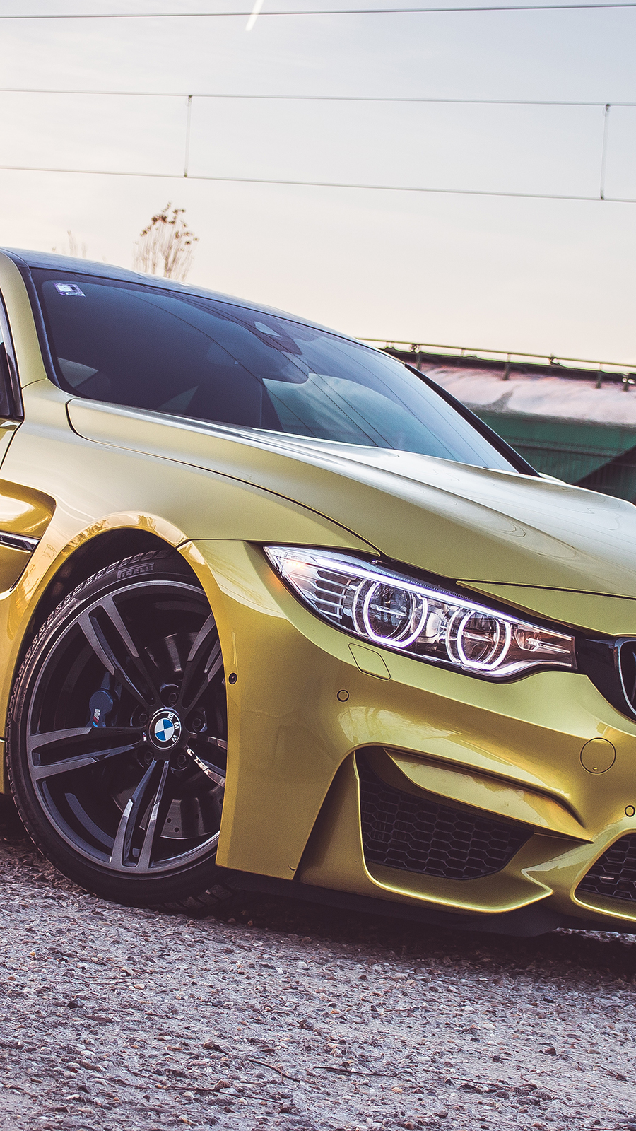 BMW M3 Super Sports 8K Background Wallpapers