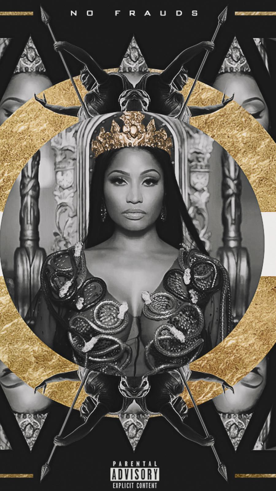 Background Nicki Minaj Wallpapers Free Download