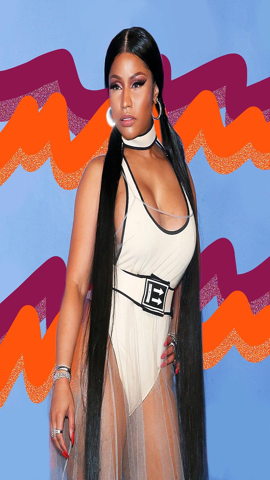 Beautiful Nicki Minaj Wallpapers Free Download
