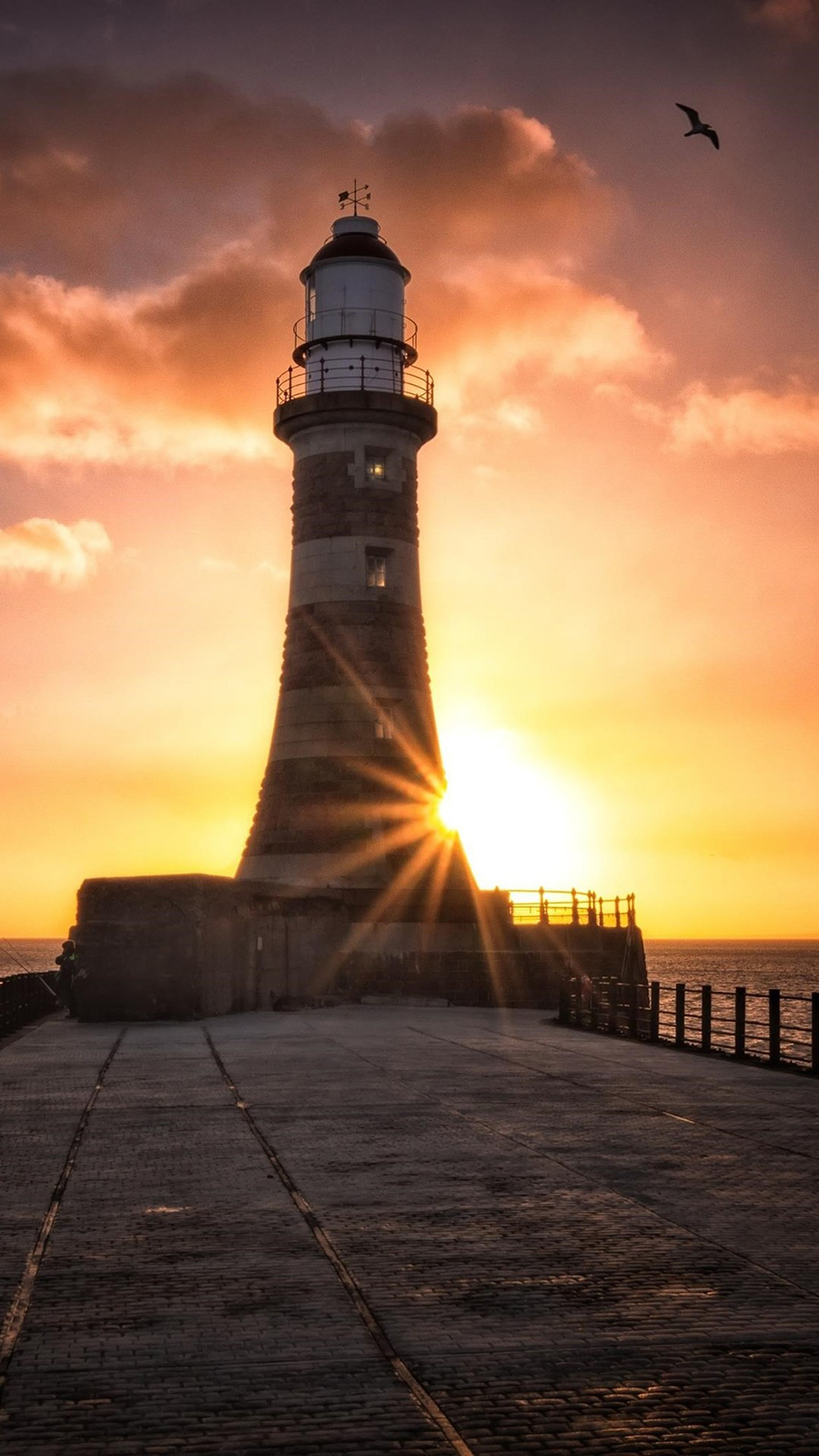 Best Wallpapers about Sea & LightHouse for Phone