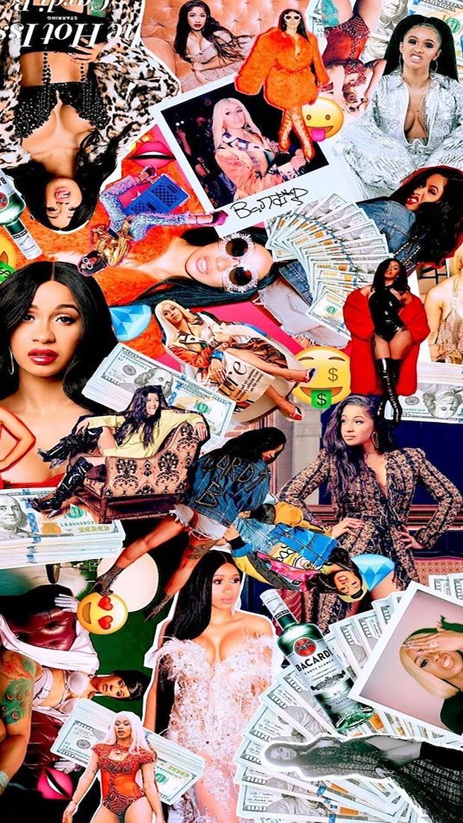 Cardi Wallpapers For Tumblr